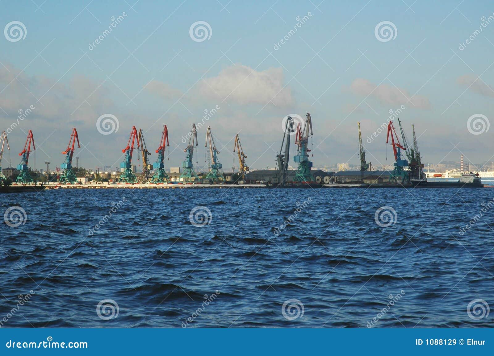 Porto em Baku