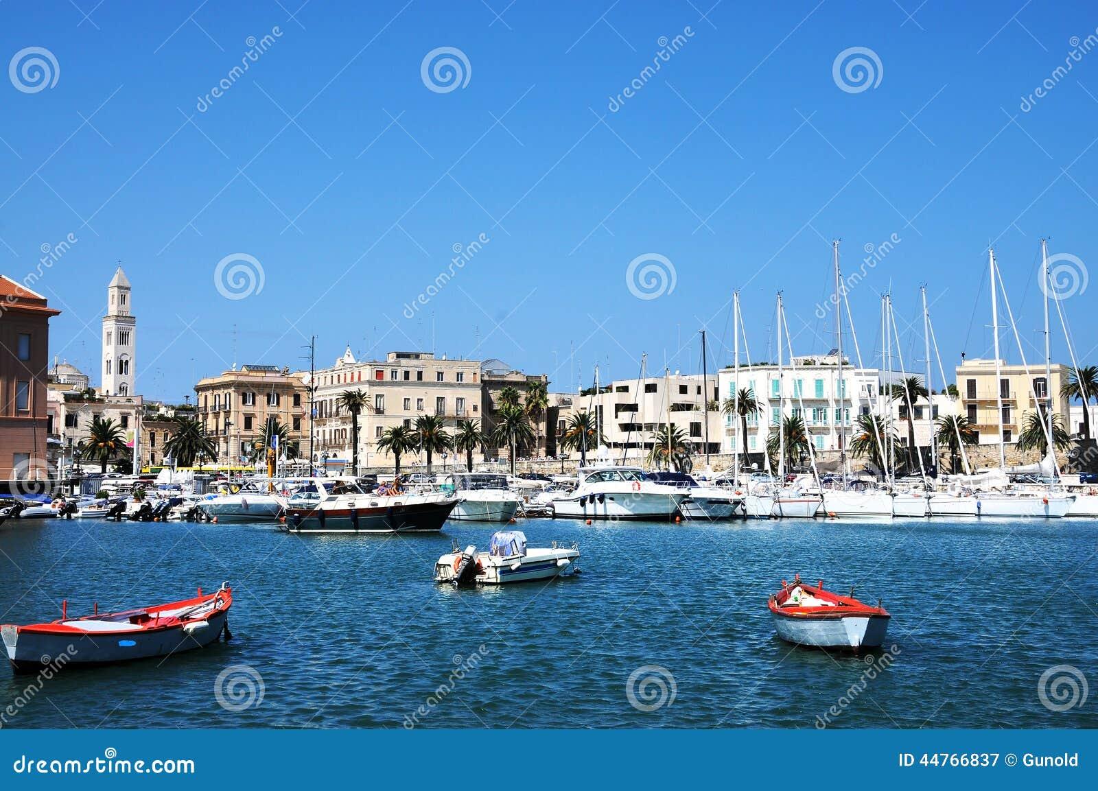 Porto em Bari