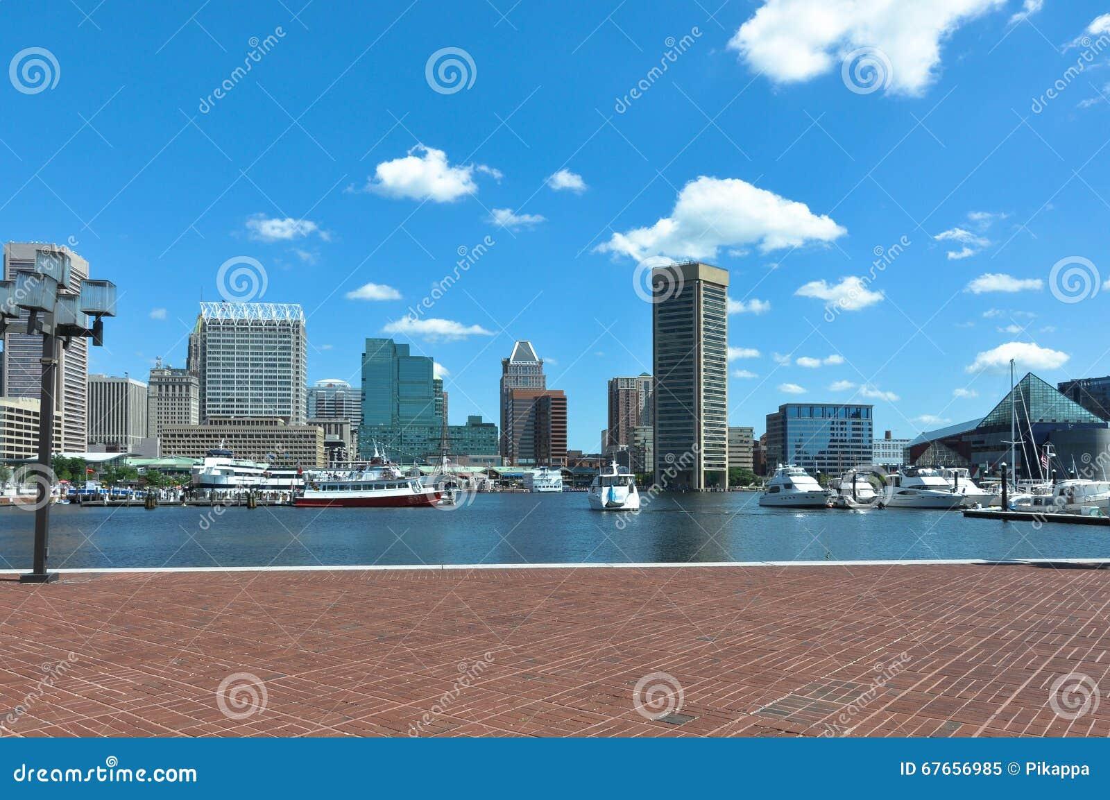 Porto interno di Baltimora, Maryland