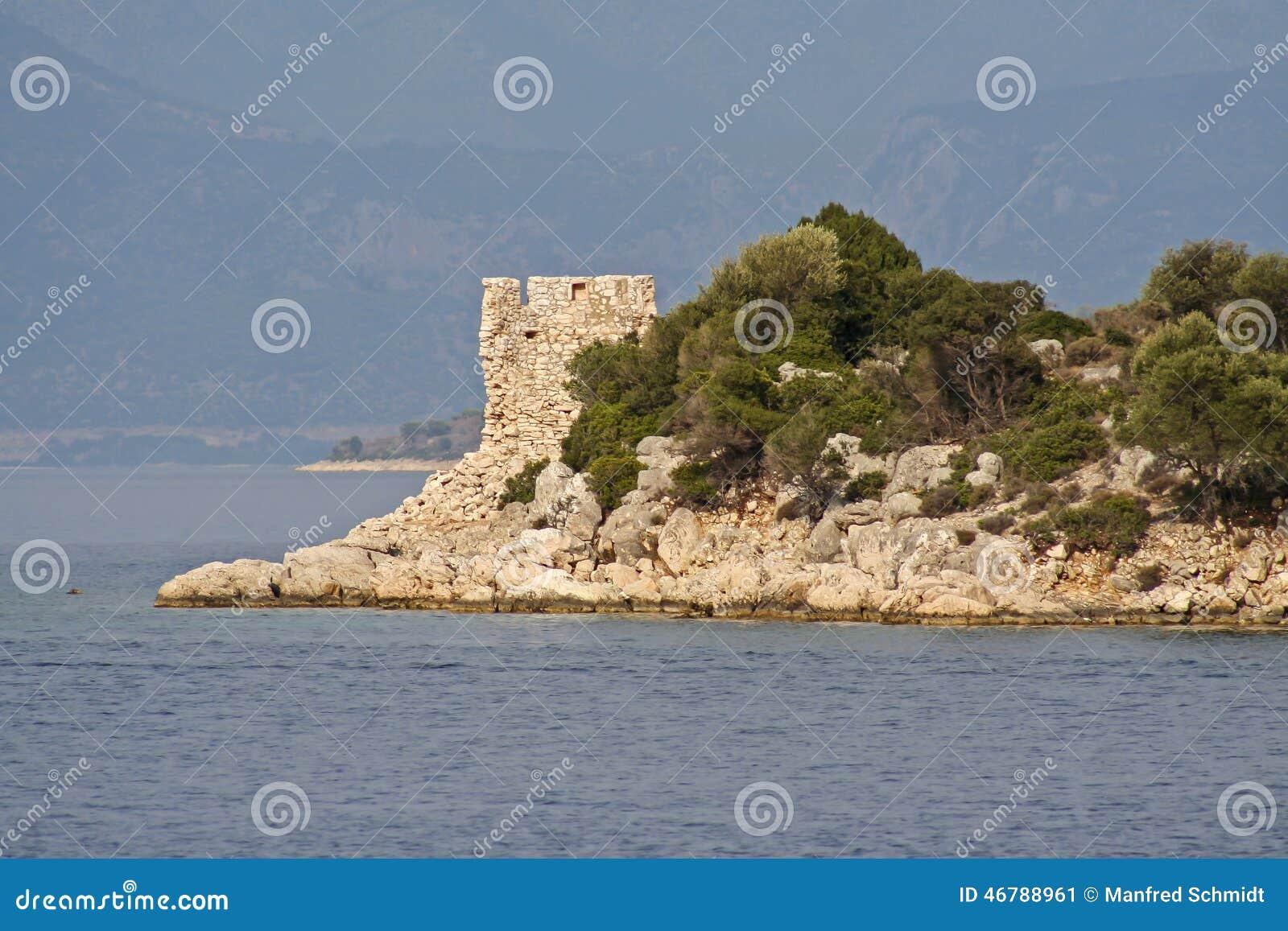 Porto Leone, Greece