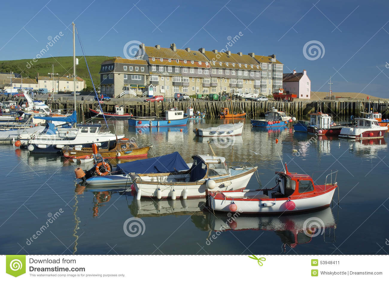 Porto ocidental da baía