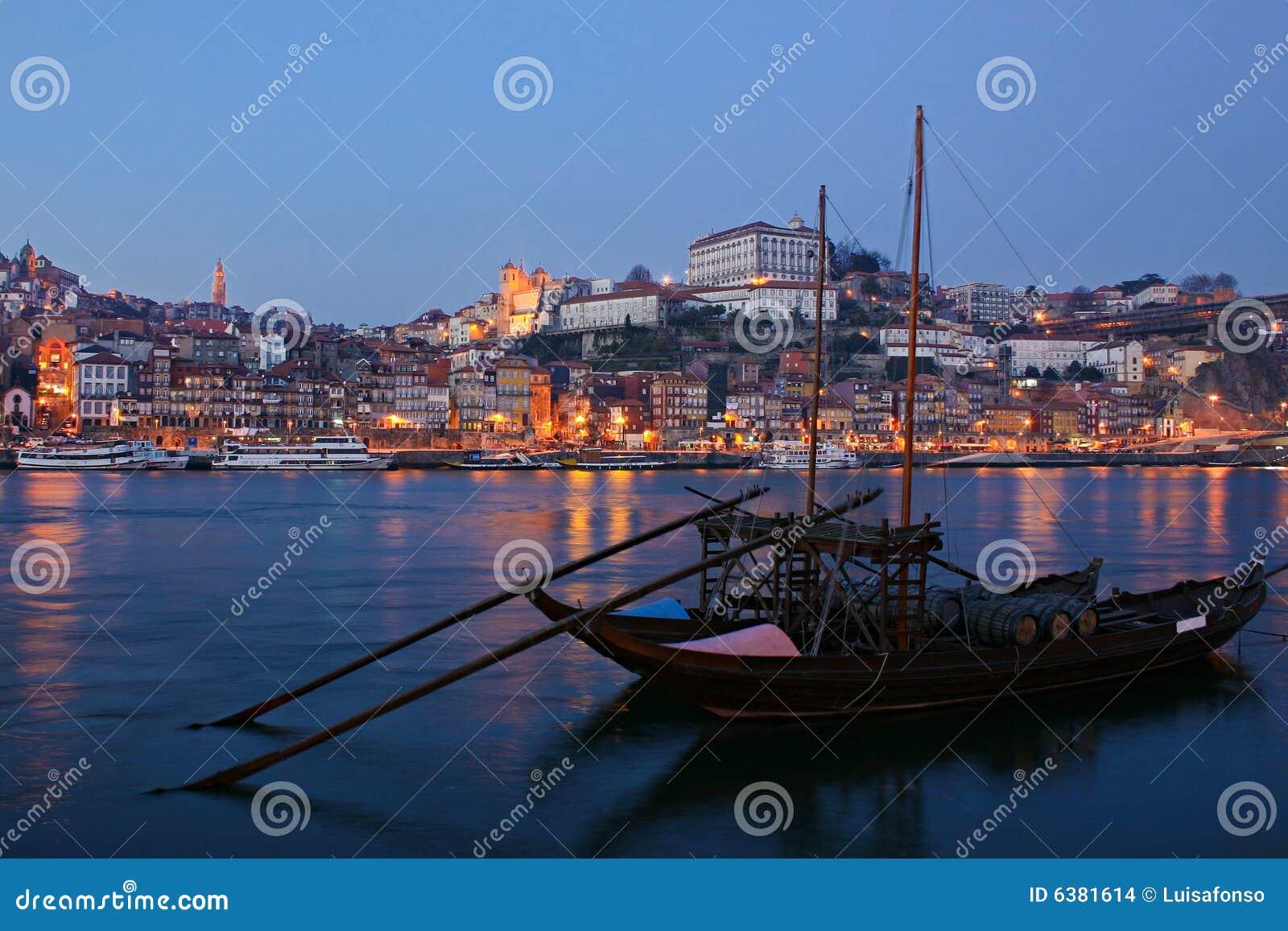 Porto par Night
