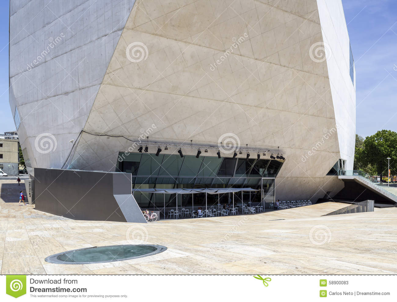 Porto portugal july 05 2015 view of casa da musica for First house music