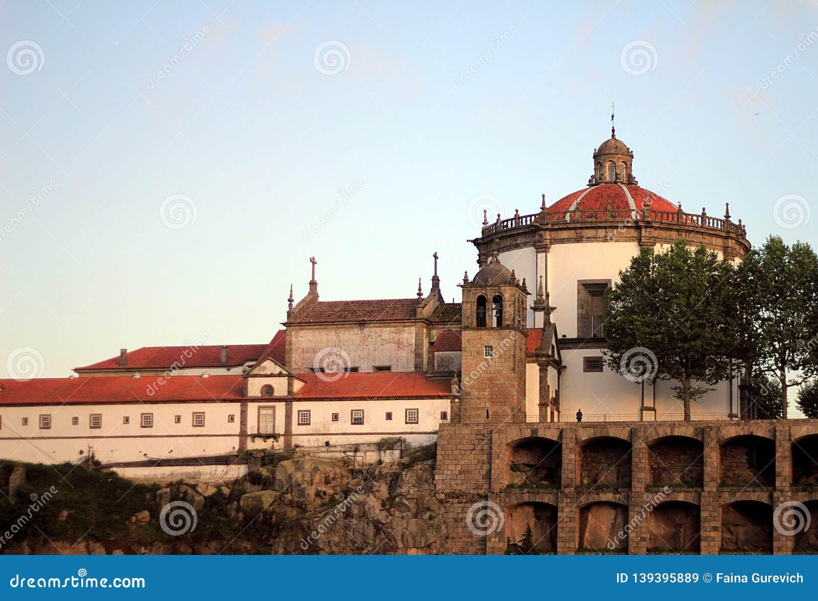 Mosteiro de Santo Agostinho da Serra do Pila in Porto