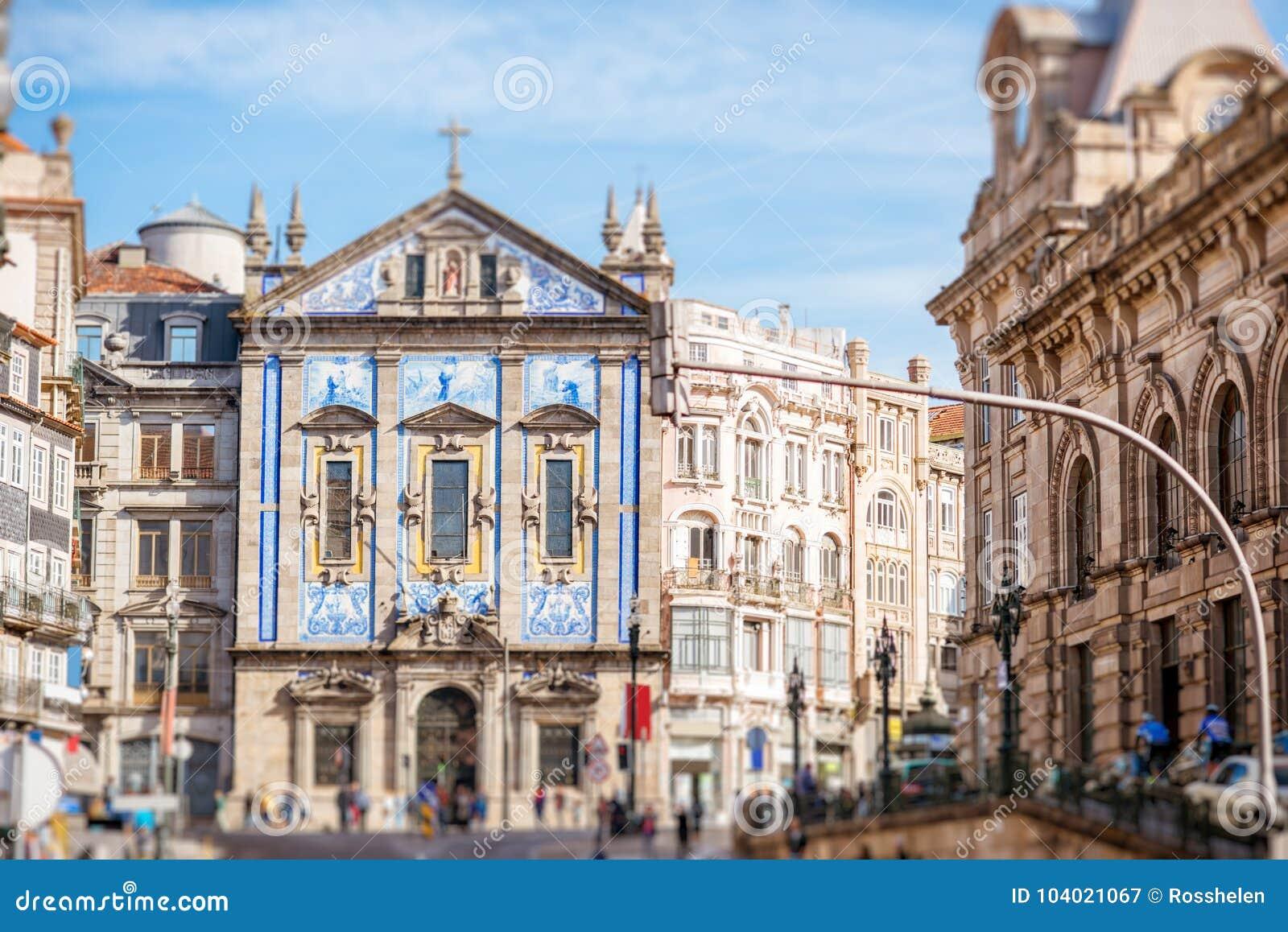 Porto stad in Portugal