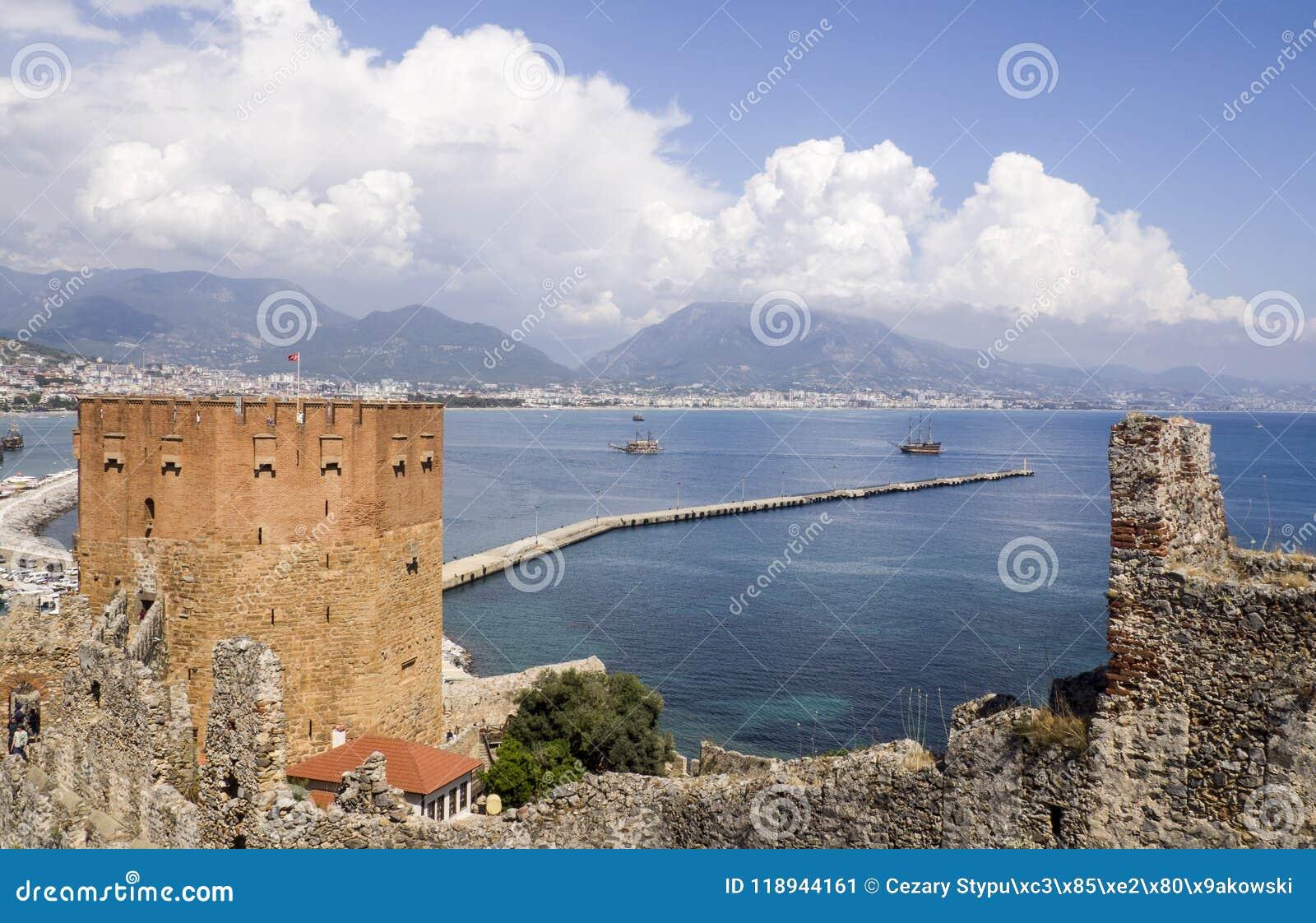 Porto su Alanya il riviera turco