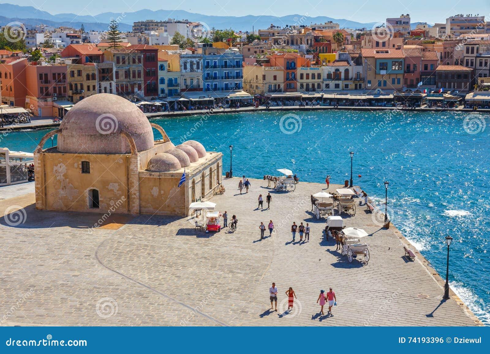 Grecia y sus islas, contadme algo, venga Porto-velho-de-chania-na-creta-gr%C3%A9cia-chania-%C3%A9-cidade-segundo-maior-de-crete-74193396