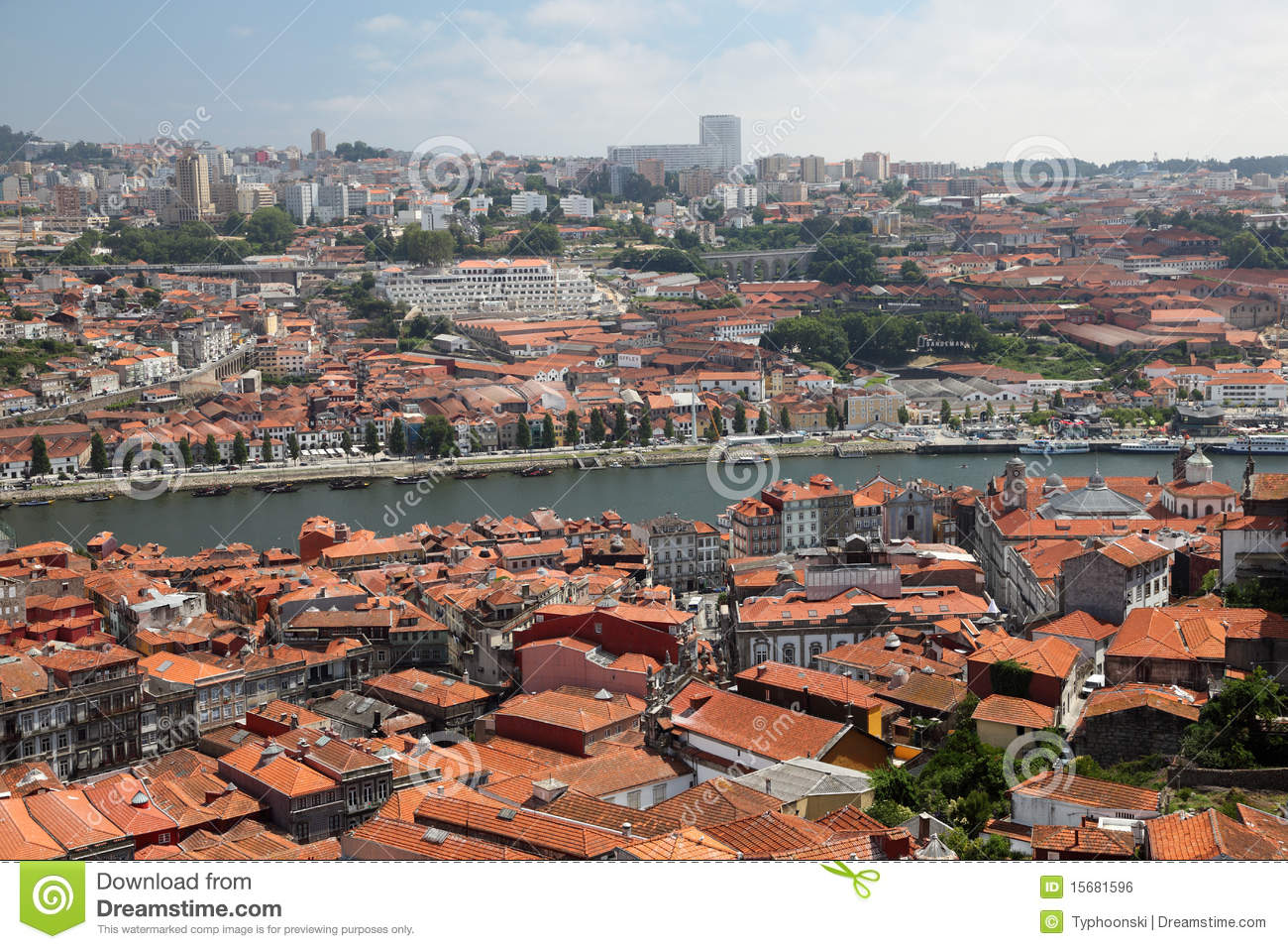 Vila Nova De Gaia Portugal  City pictures : View over Porto and Vila Nova de Gaia, Portugal. Photo taken at 1st of ...