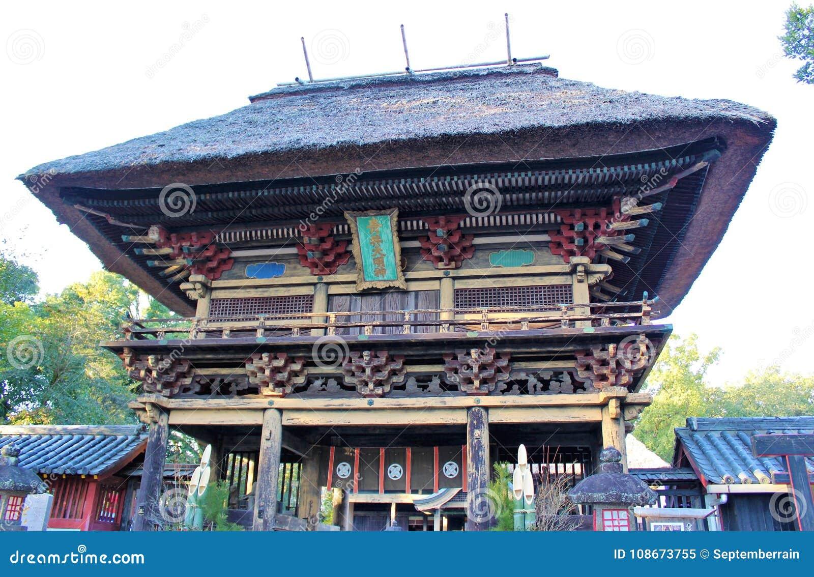 Portone di lunedì del  di RÅ di Aoi Aso Shrine