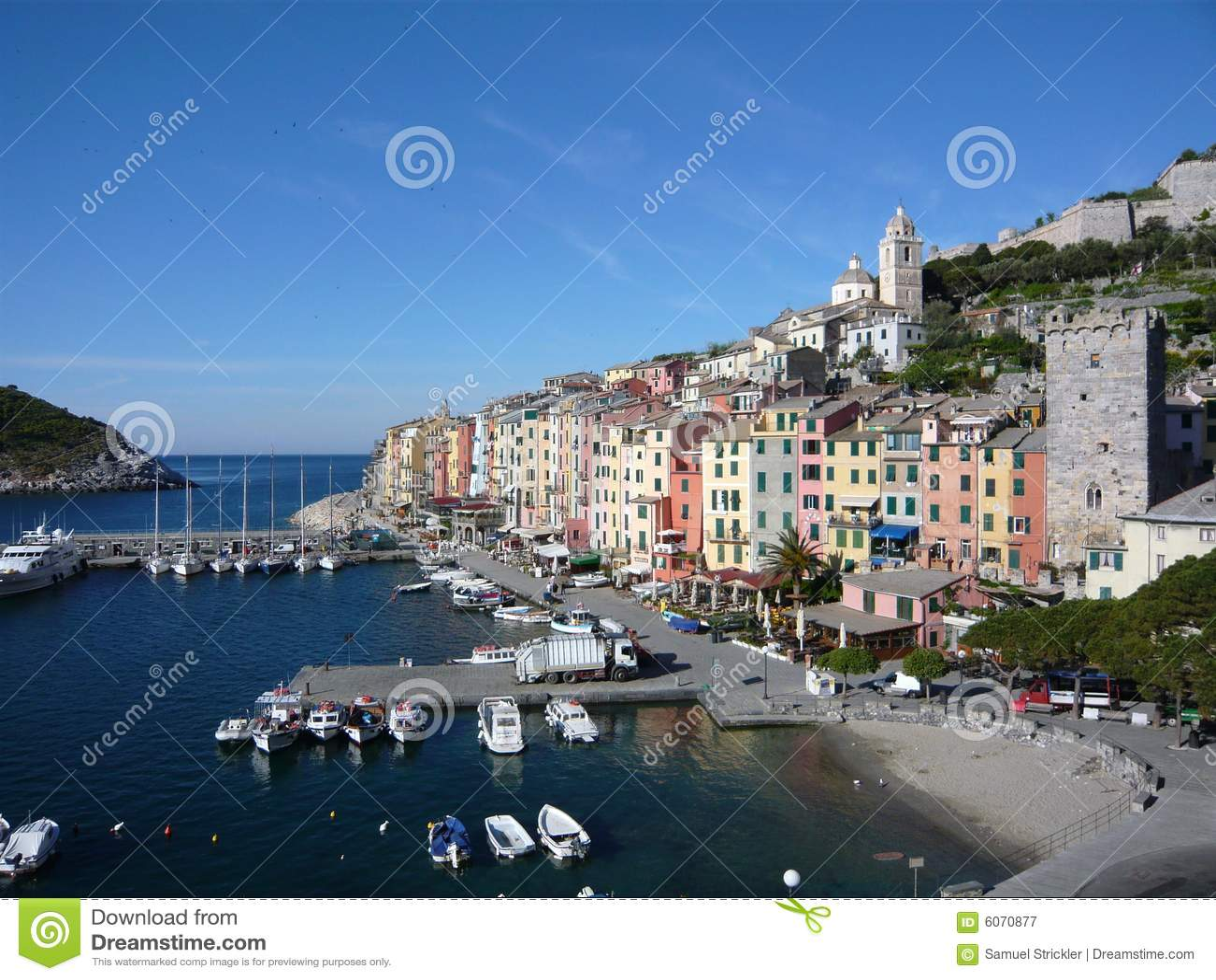 Portovenere, Italien