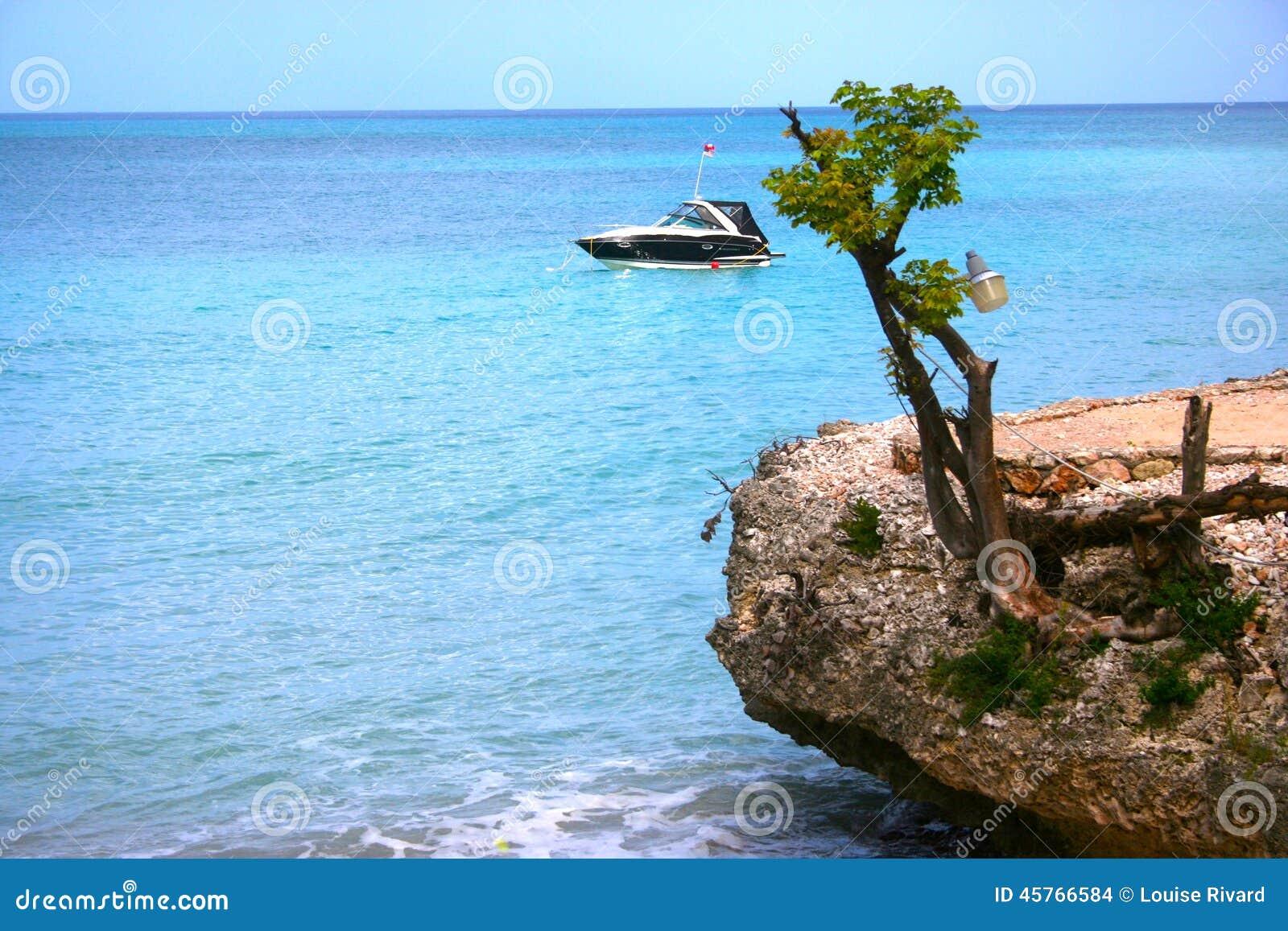 Portowy Daniel, Haiti