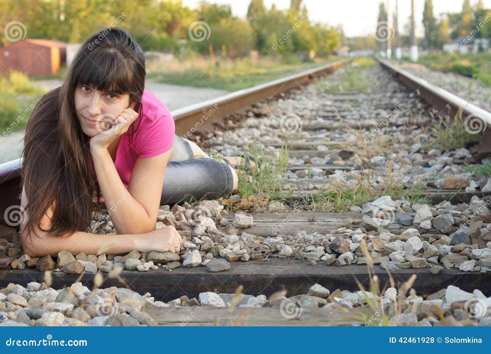Porträt des jungen Mädchens