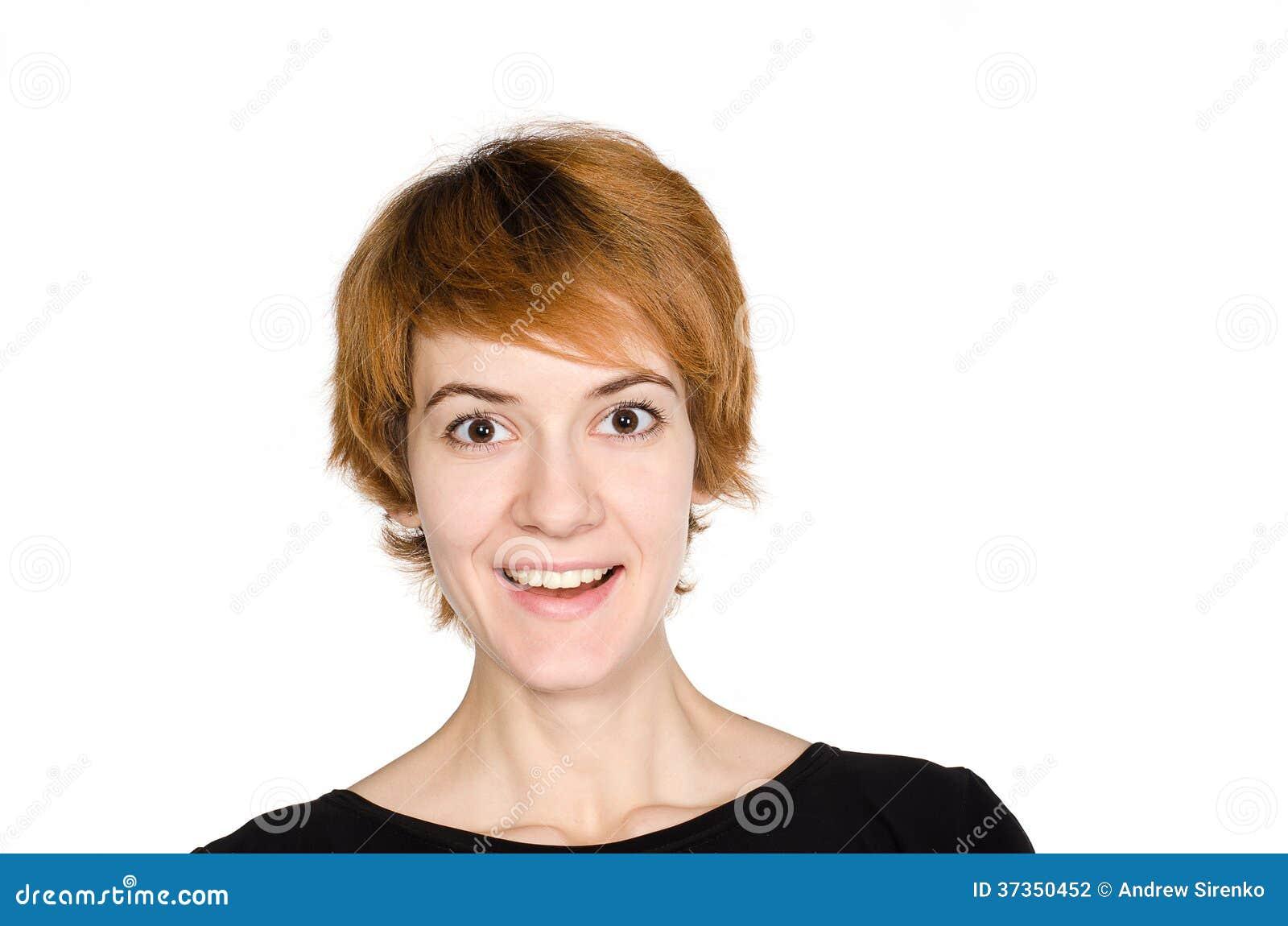 Porträt des rothaarigen Mädchens