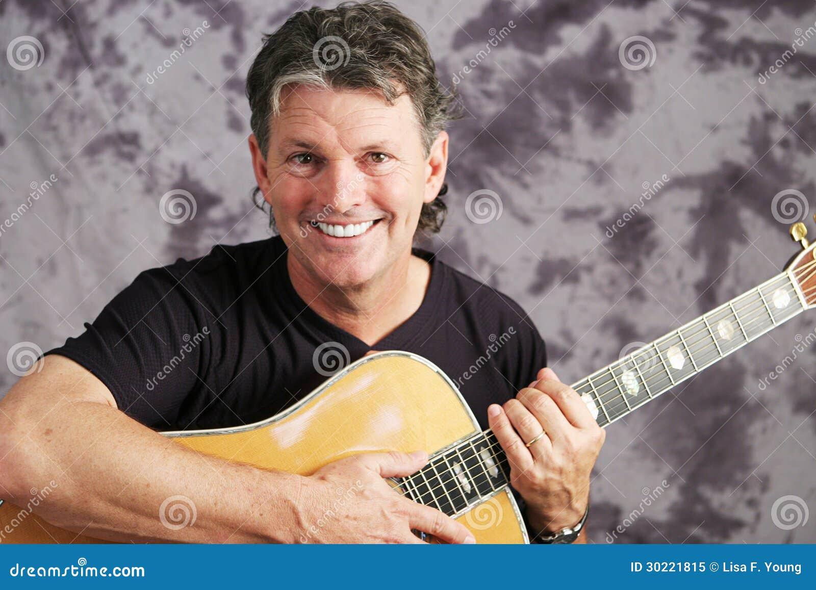 Porträt des Musikers