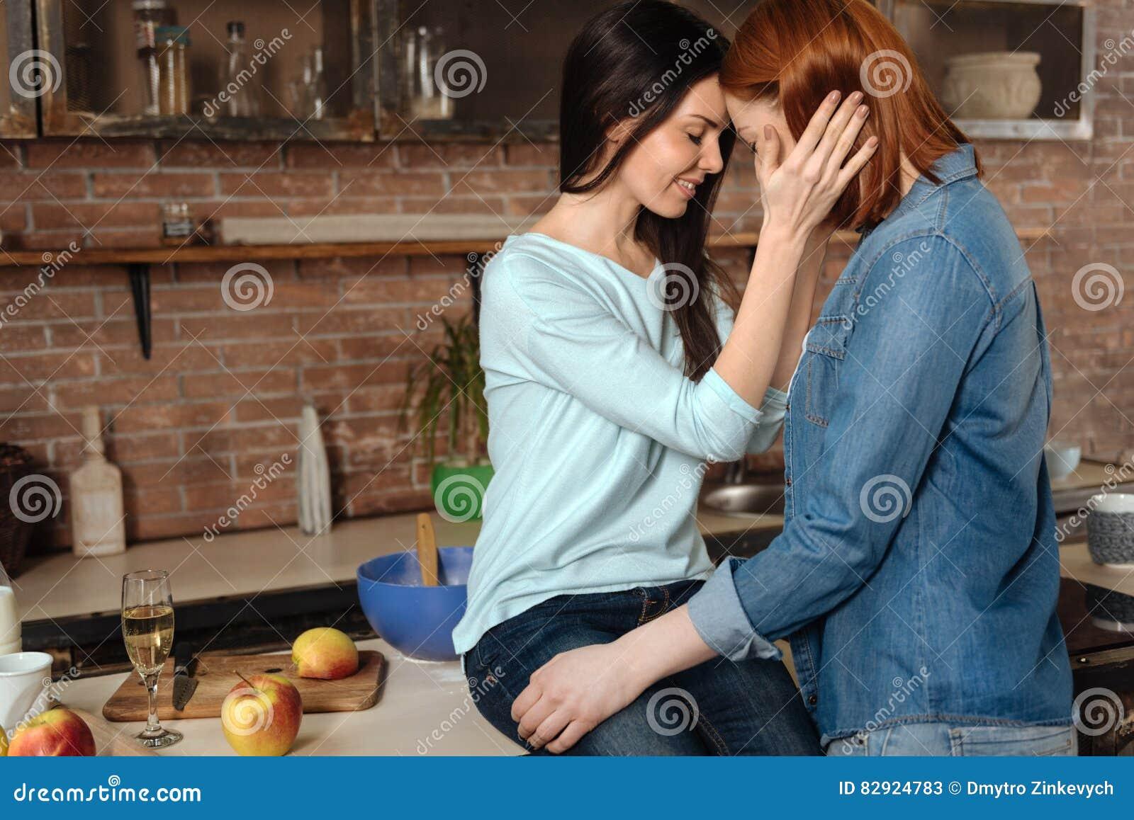 Berührt Freundin Lesbisch Ihre Verheiratet lesbisch!?!