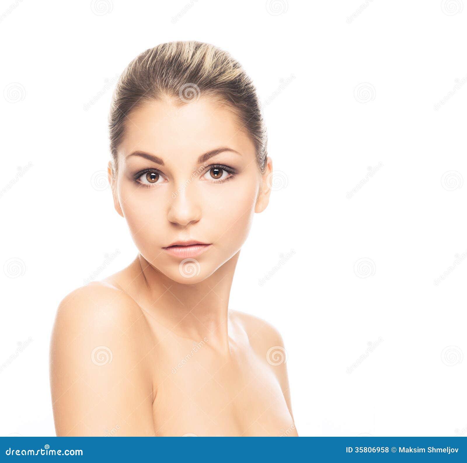 Woman Posing Naked 26