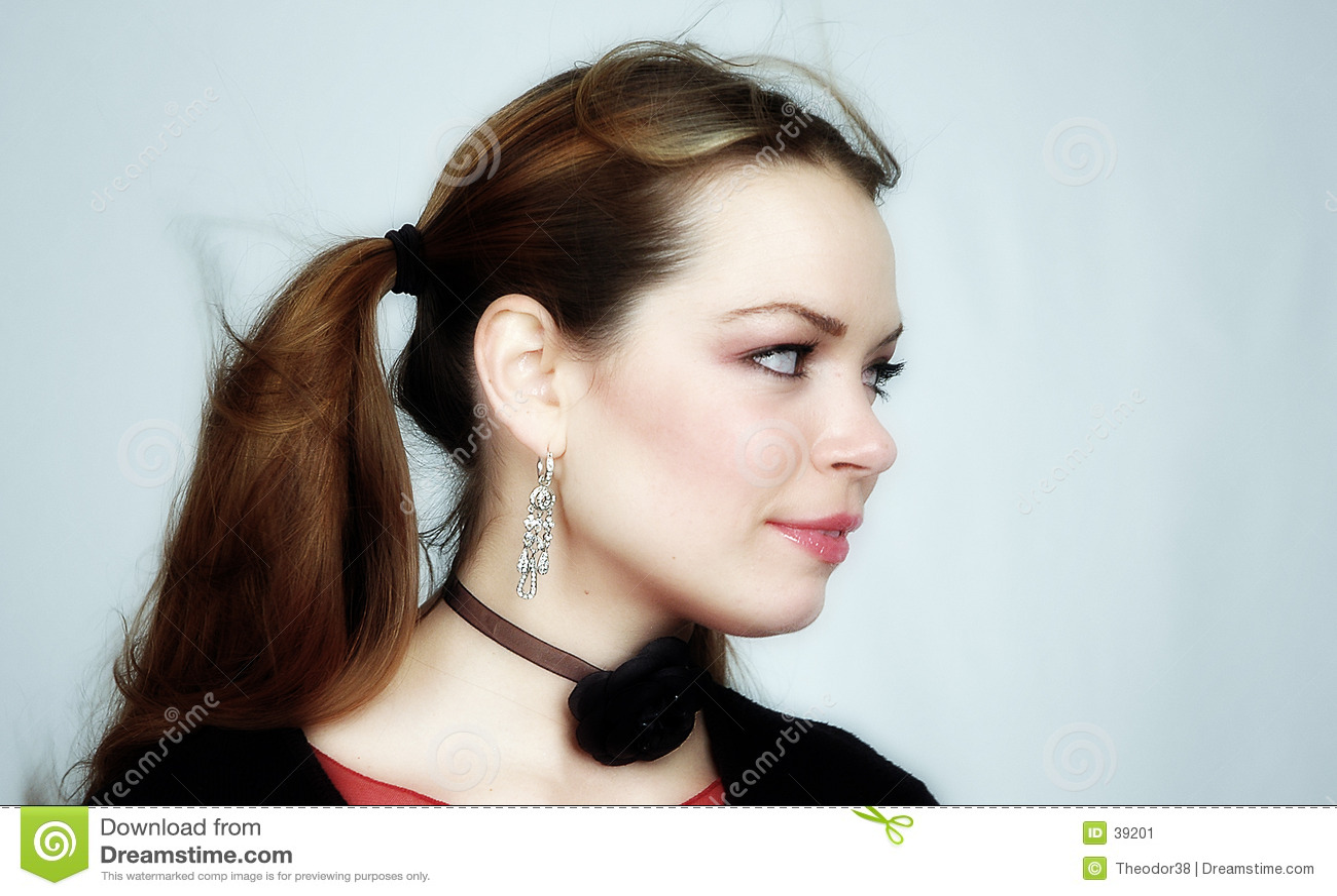 Portrait-20 da mulher