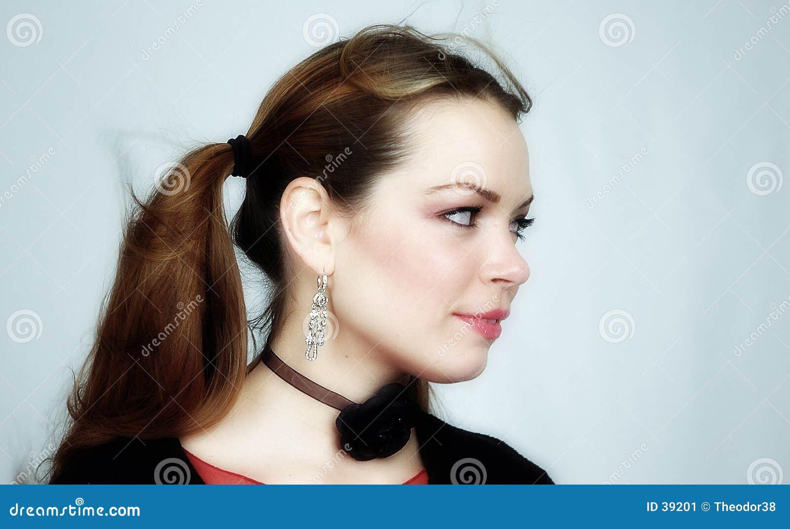Portrait-20 della donna