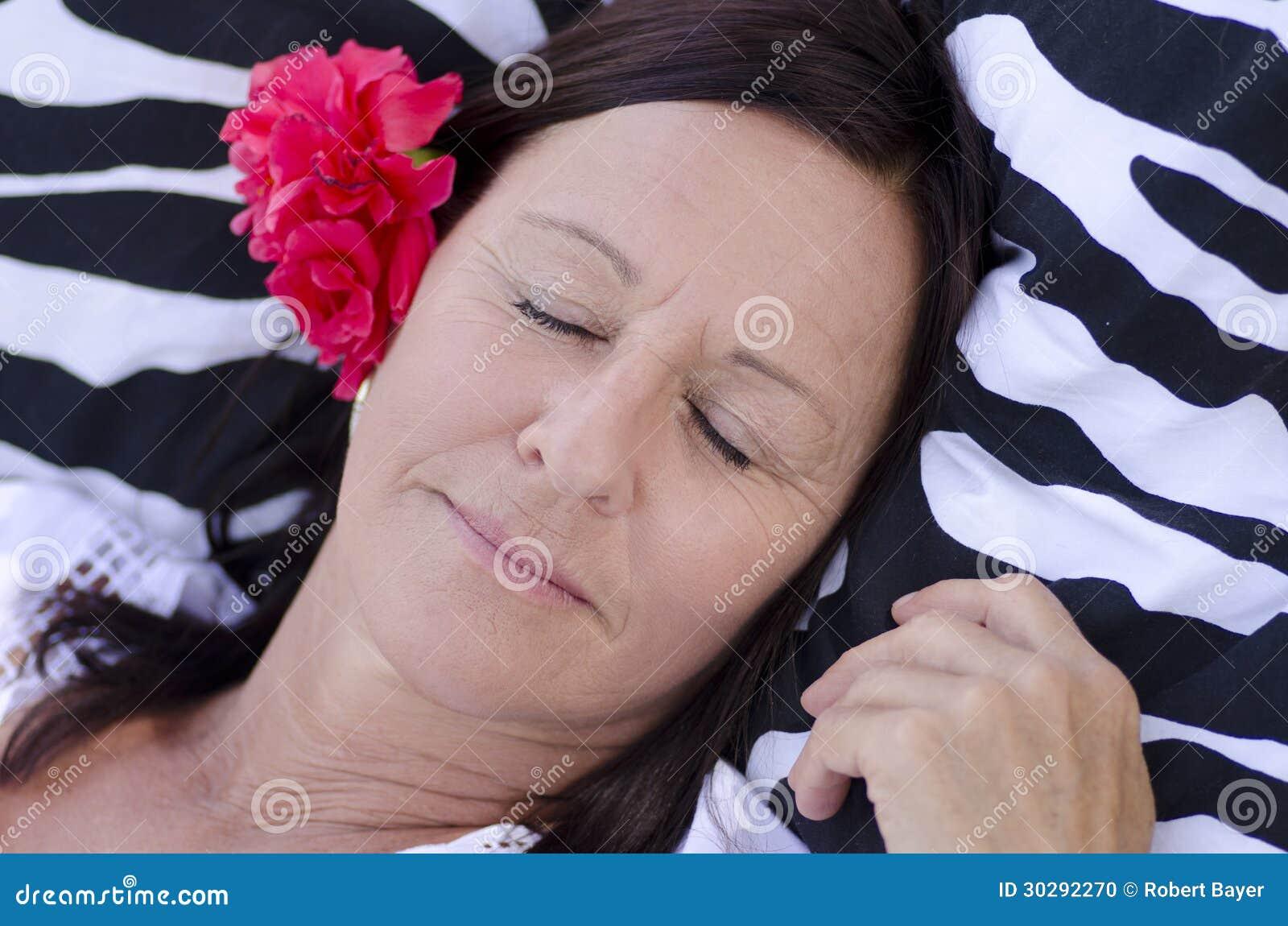 Mature woman photo-1040
