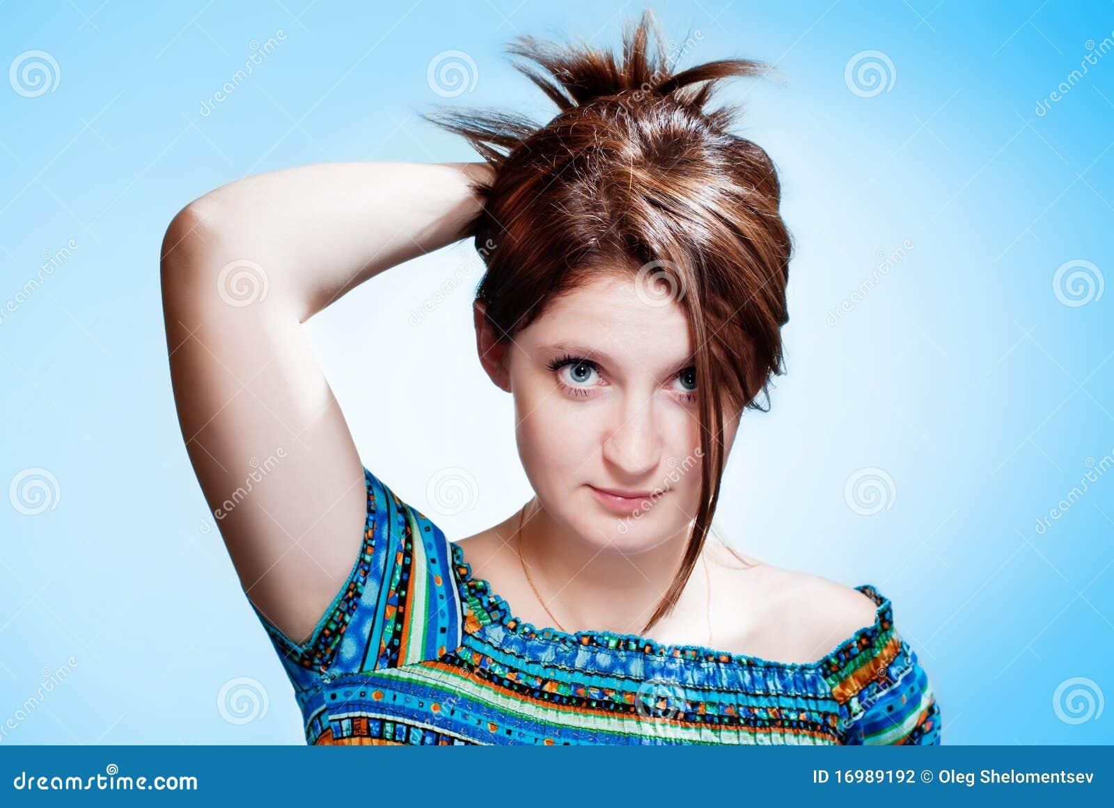 Beautiful women attractive woman how