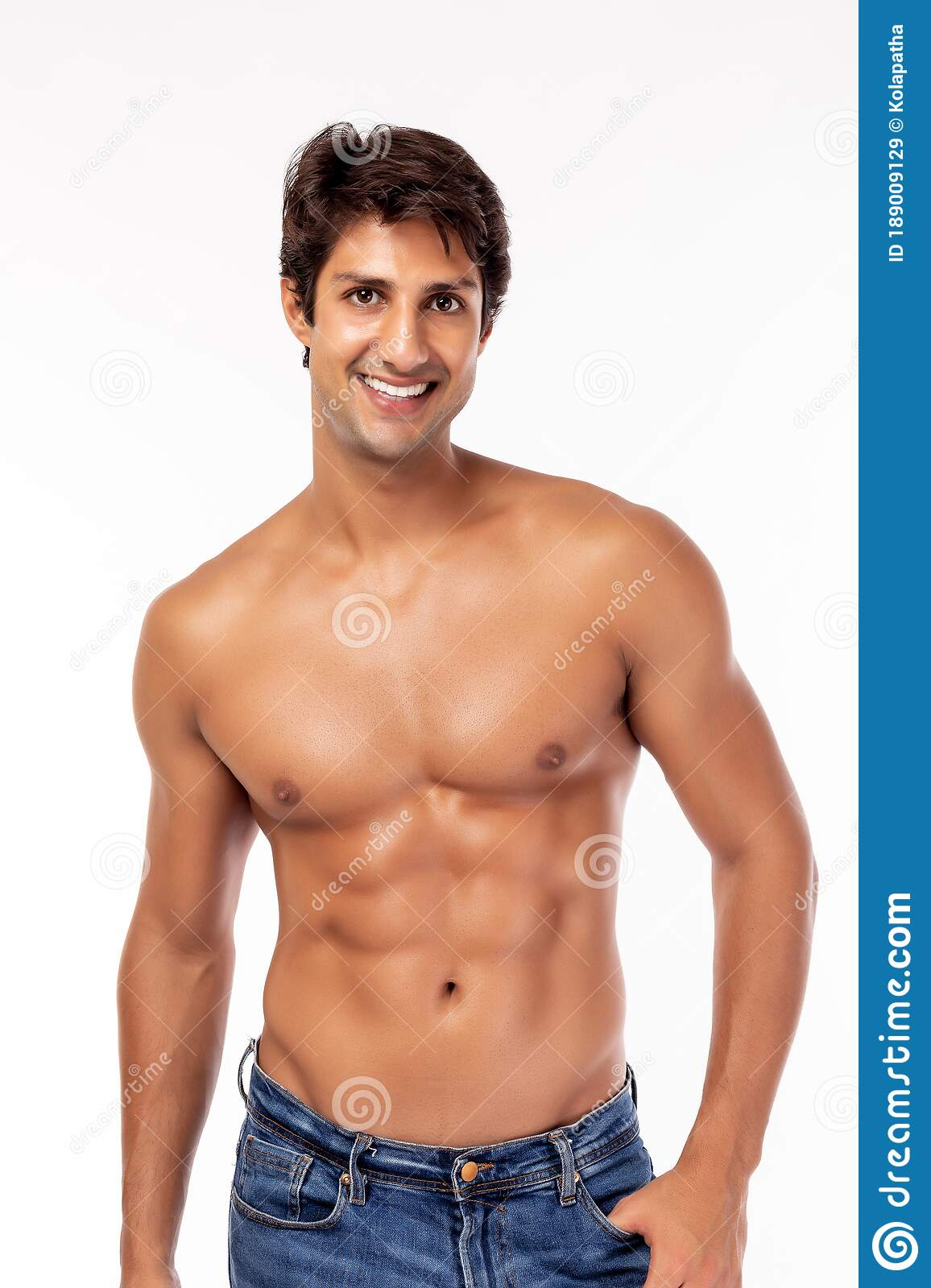 Body perfect guy The Perfect