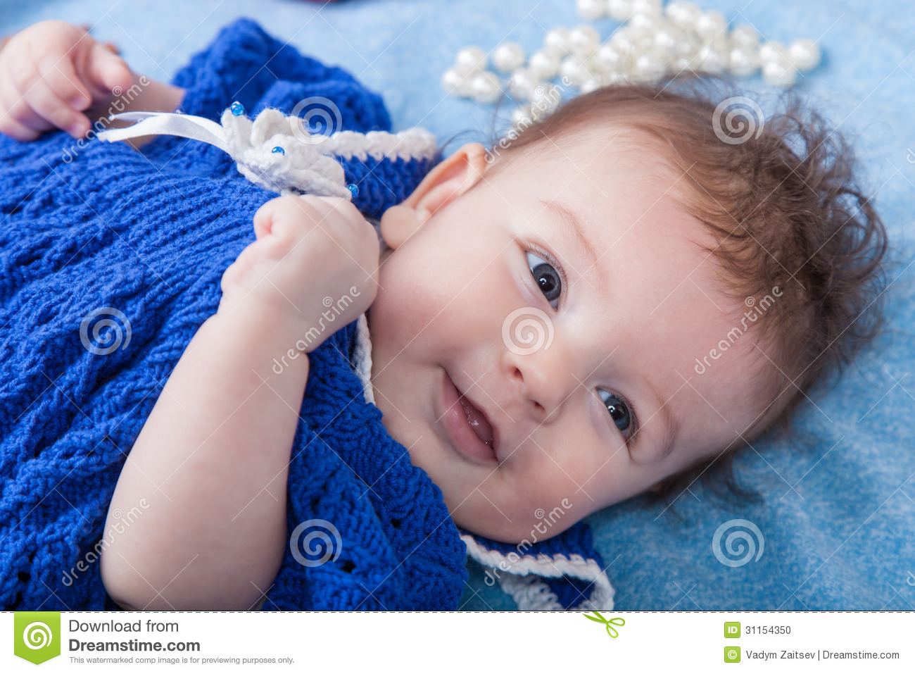 099007962 Portrait Of Baby Girl Fashionista Stock Photo - Image of daughter ...