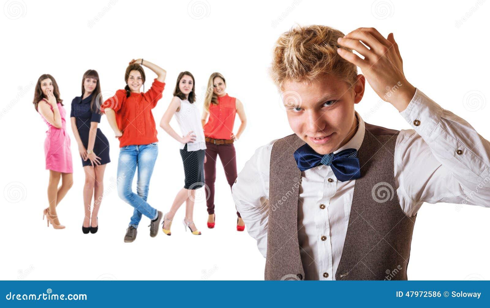 Photos de filles du groupe
