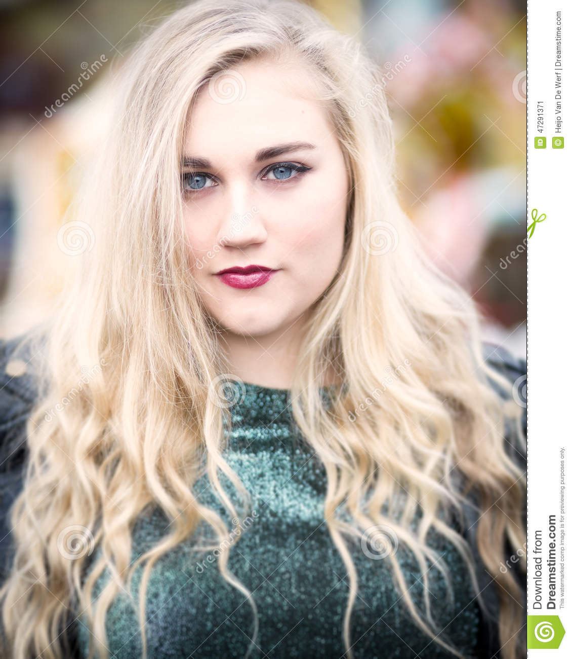 blondebluse toppe