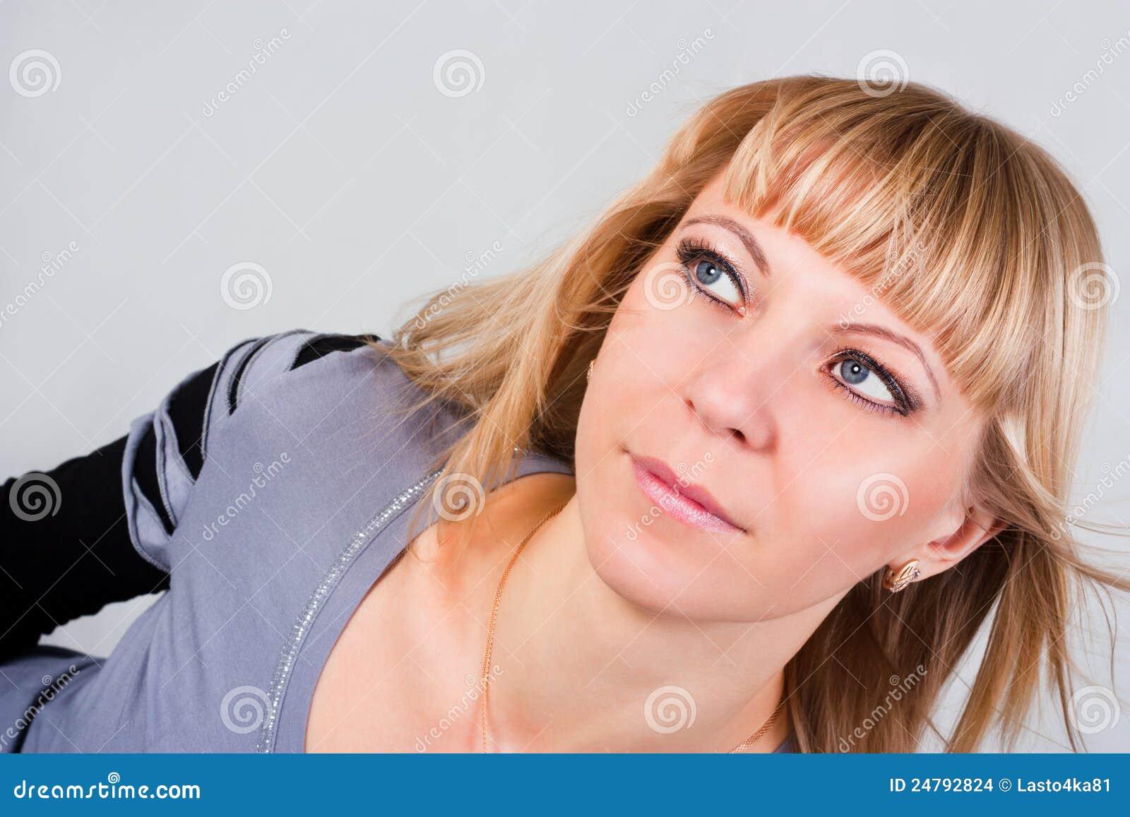 Blue eyed beauty taissia shanti analized