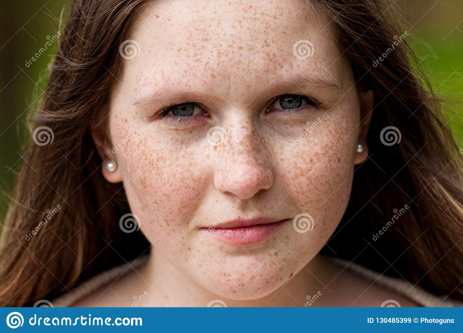 Theme, interesting beautiful redhead girls with freckles are absolutely