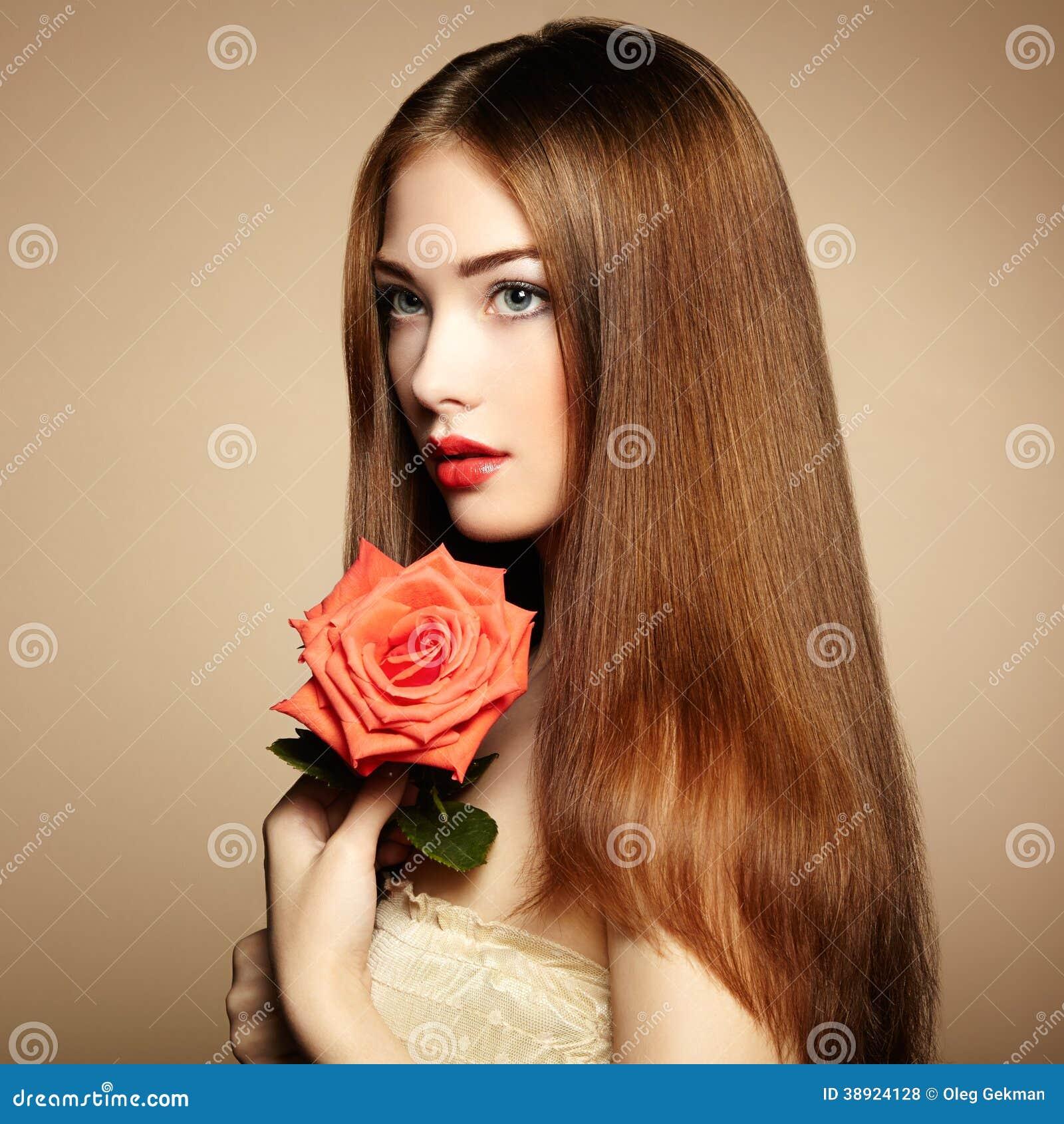 Fashion makeup beautiful models Stock Photo free download