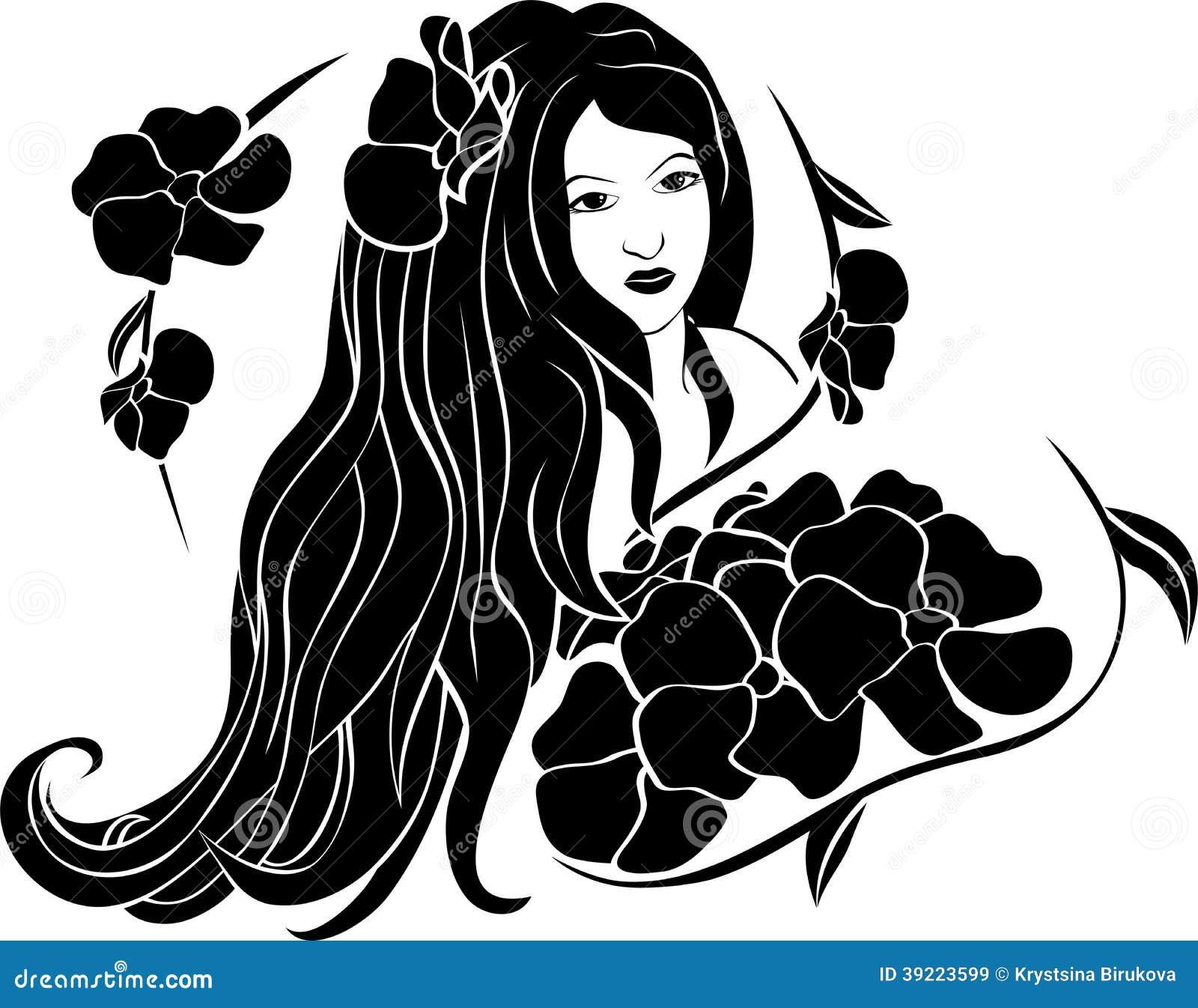 Pretty Dancing Girl Royalty Free Stock Photos - Image ... |Pretty Girl Dance Stencil