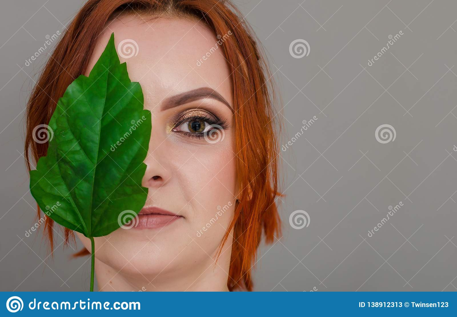 Red haired women