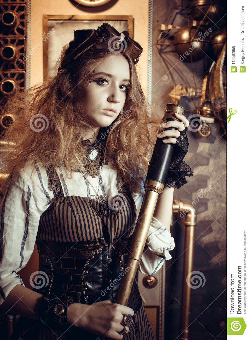 4 212 Steampunk Woman Photos Free Royalty Free Stock Photos From Dreamstime