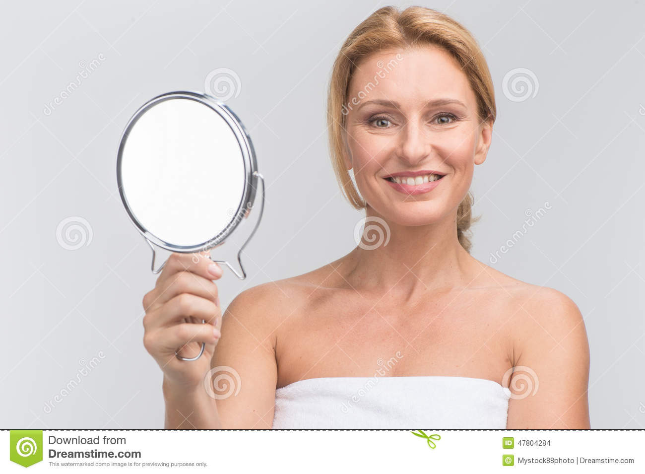 woman holding mirror. Unique Woman Download Comp With Woman Holding Mirror G