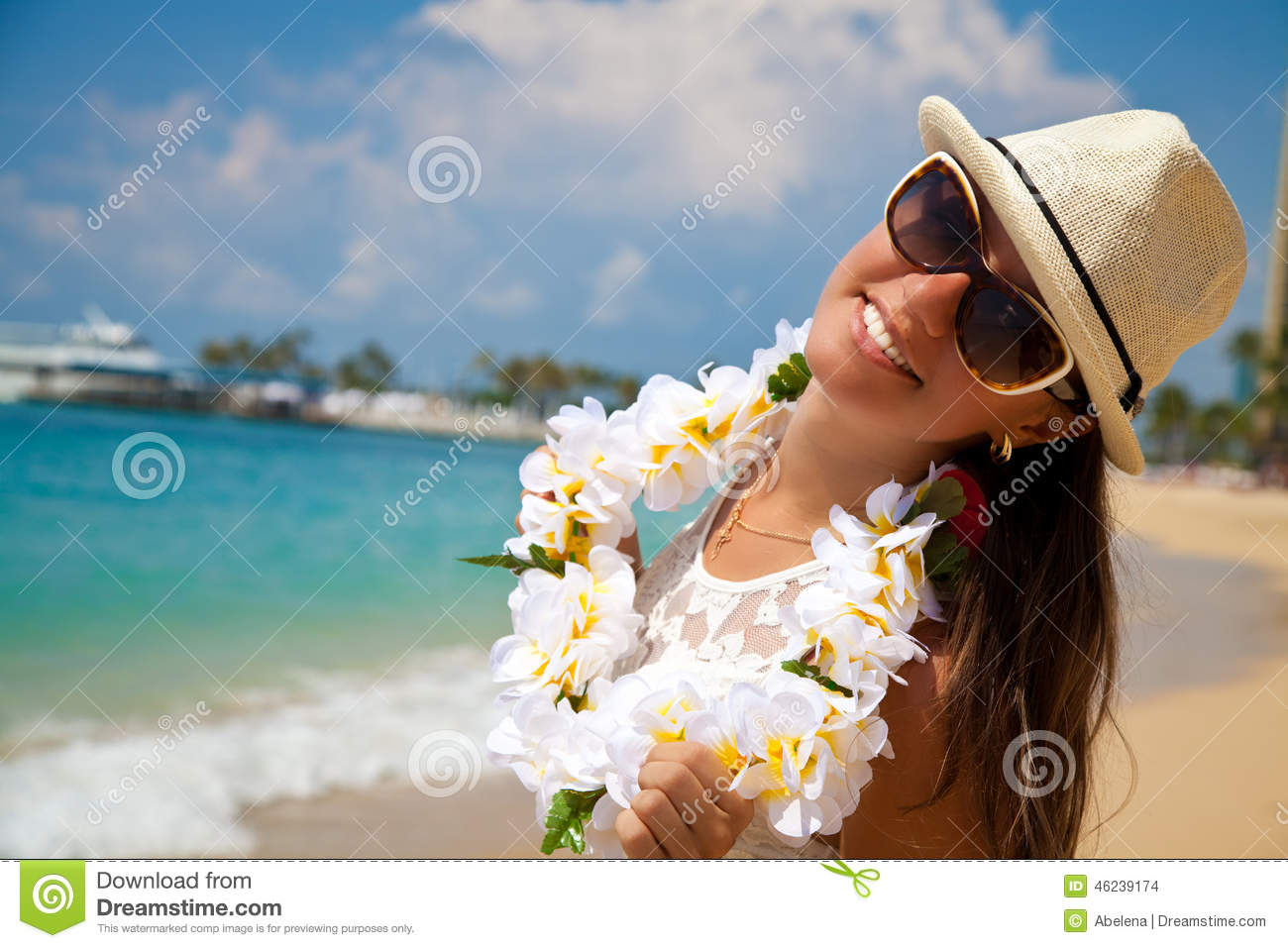 Portrait of a beautiful young girl on the beach stock photo image royalty free stock photo izmirmasajfo