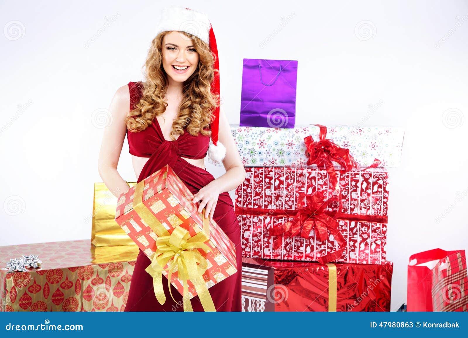 Sexy santa wife