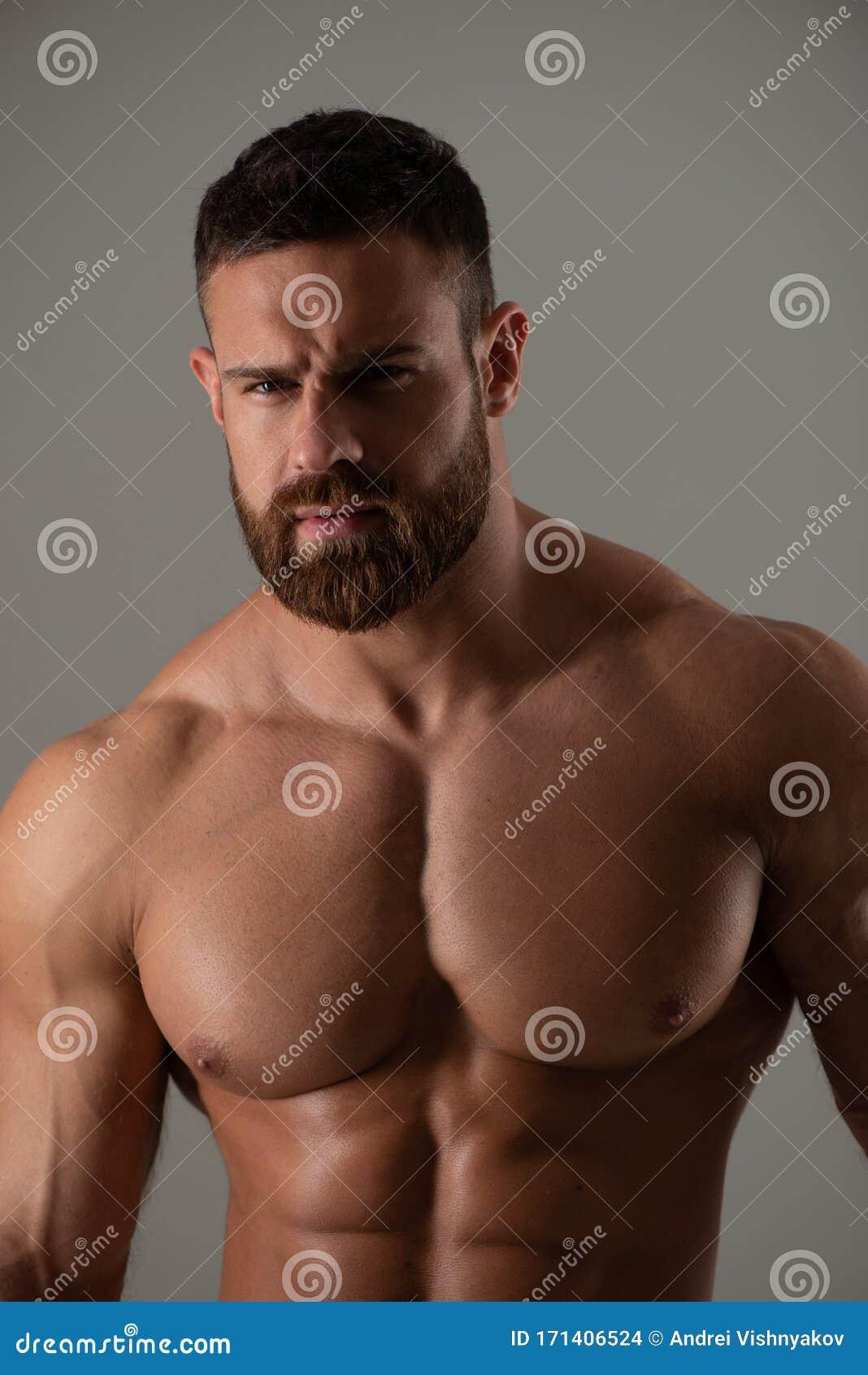 Male Teenage Bodybuilder Stock Photo - Download Image Now