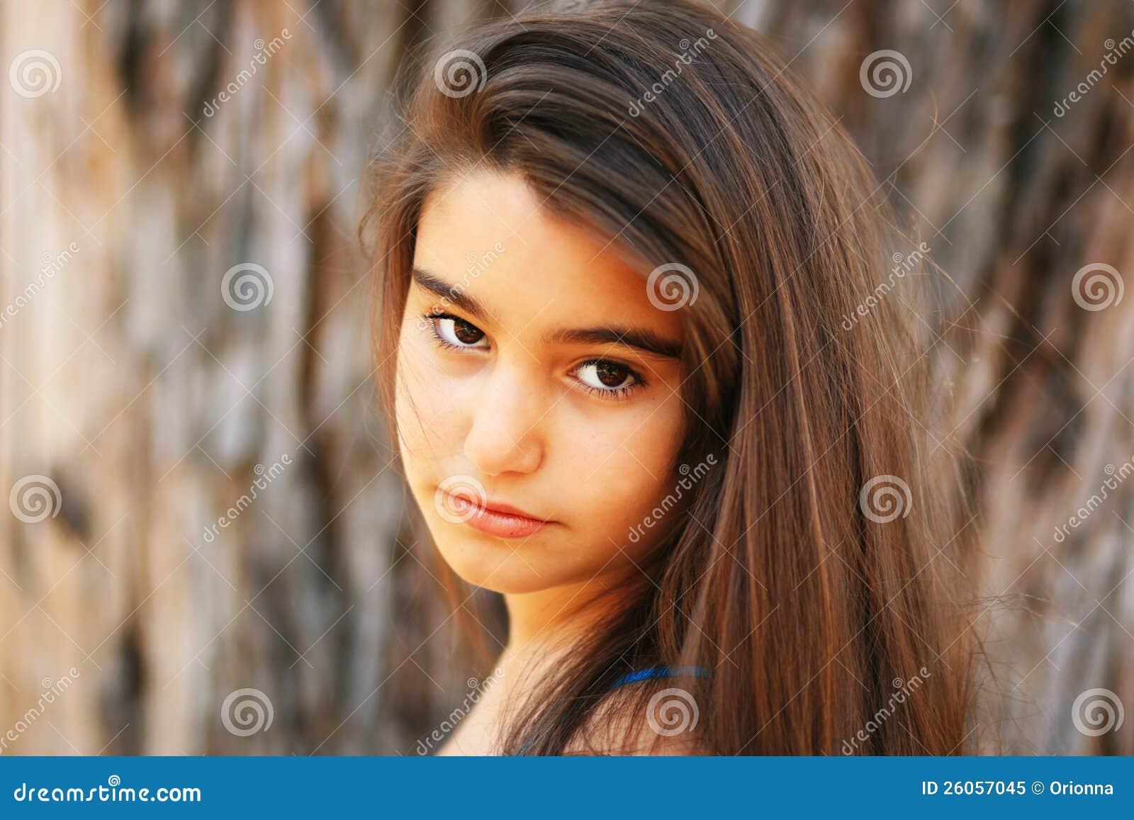 Brunette Cute 116