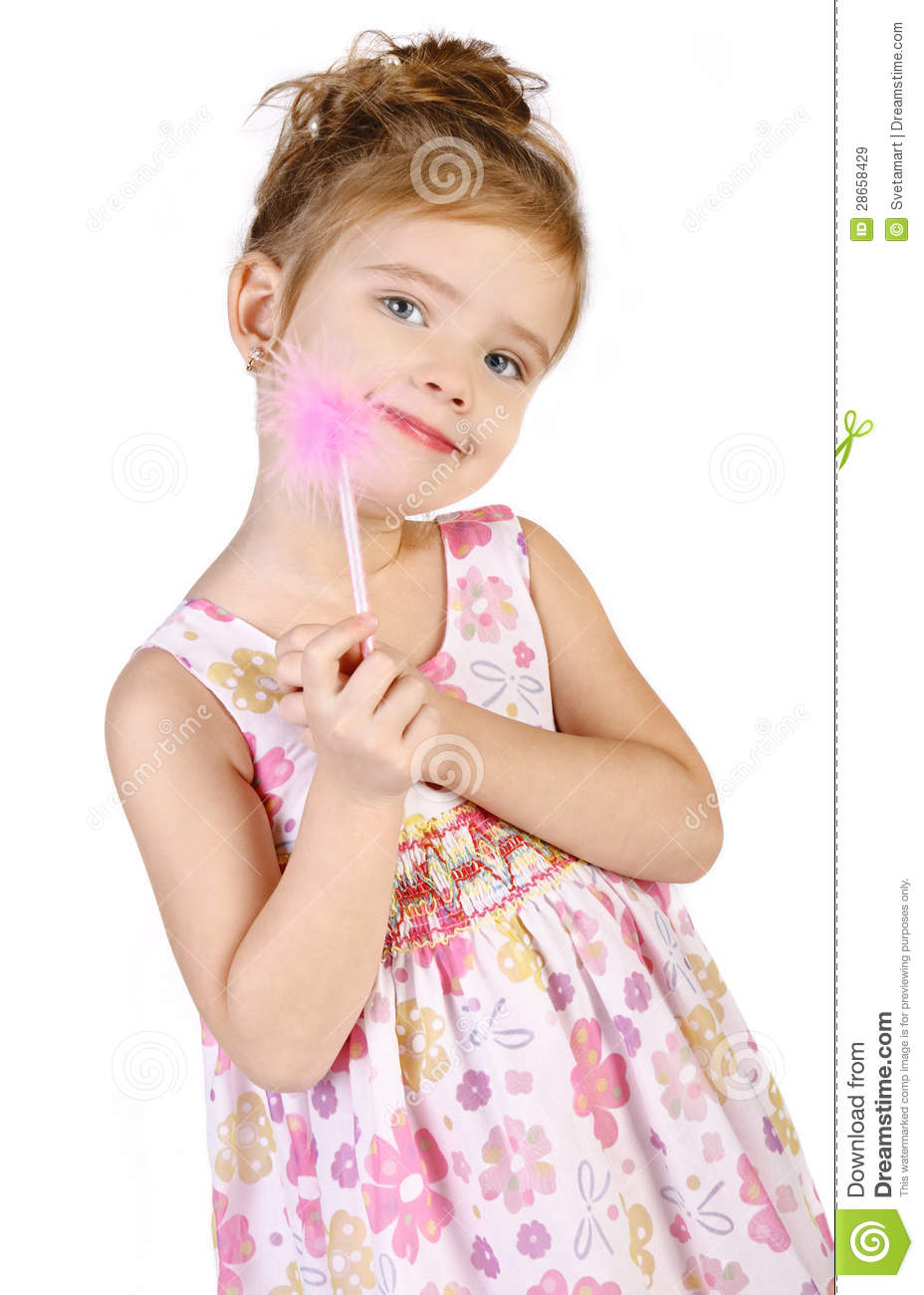 Image of adorable attractive pink 28658429 for Small princess