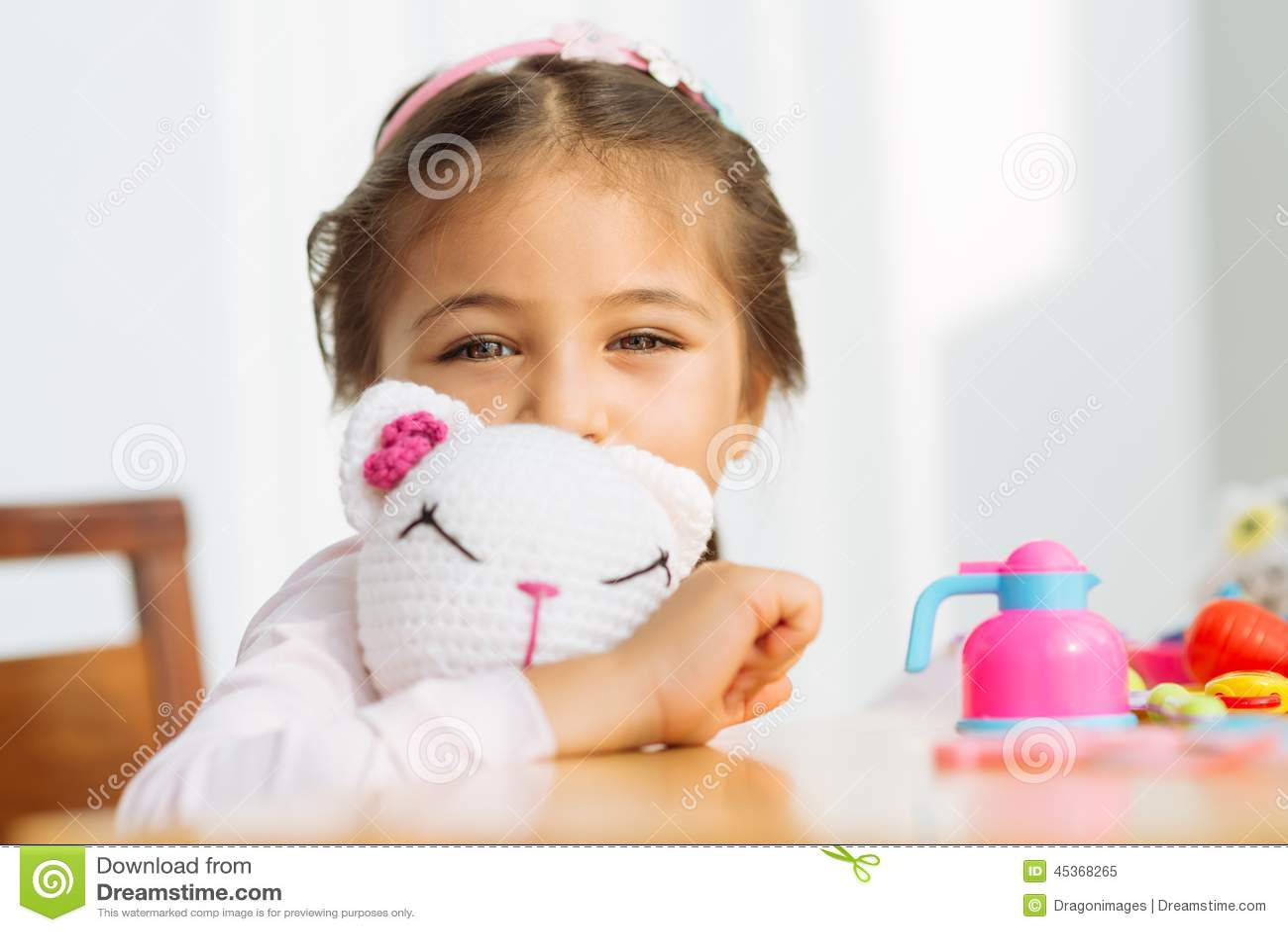 Portrait d enfant