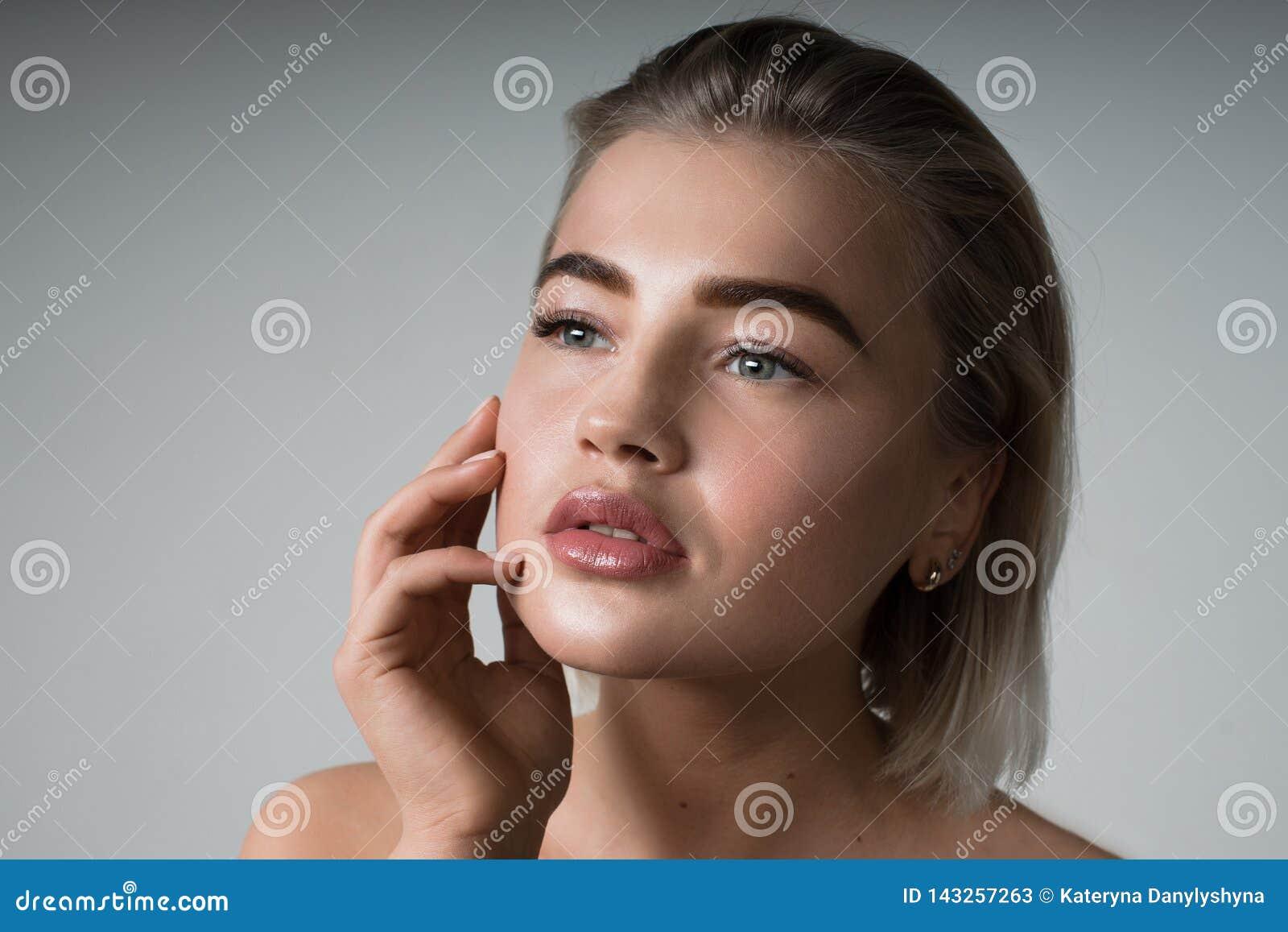 Portrait d une fille