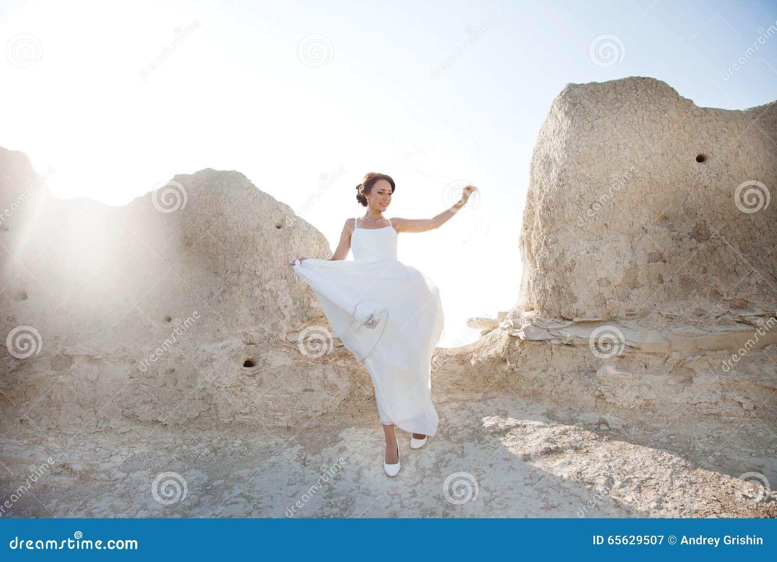 Portrait d une jeune mariée