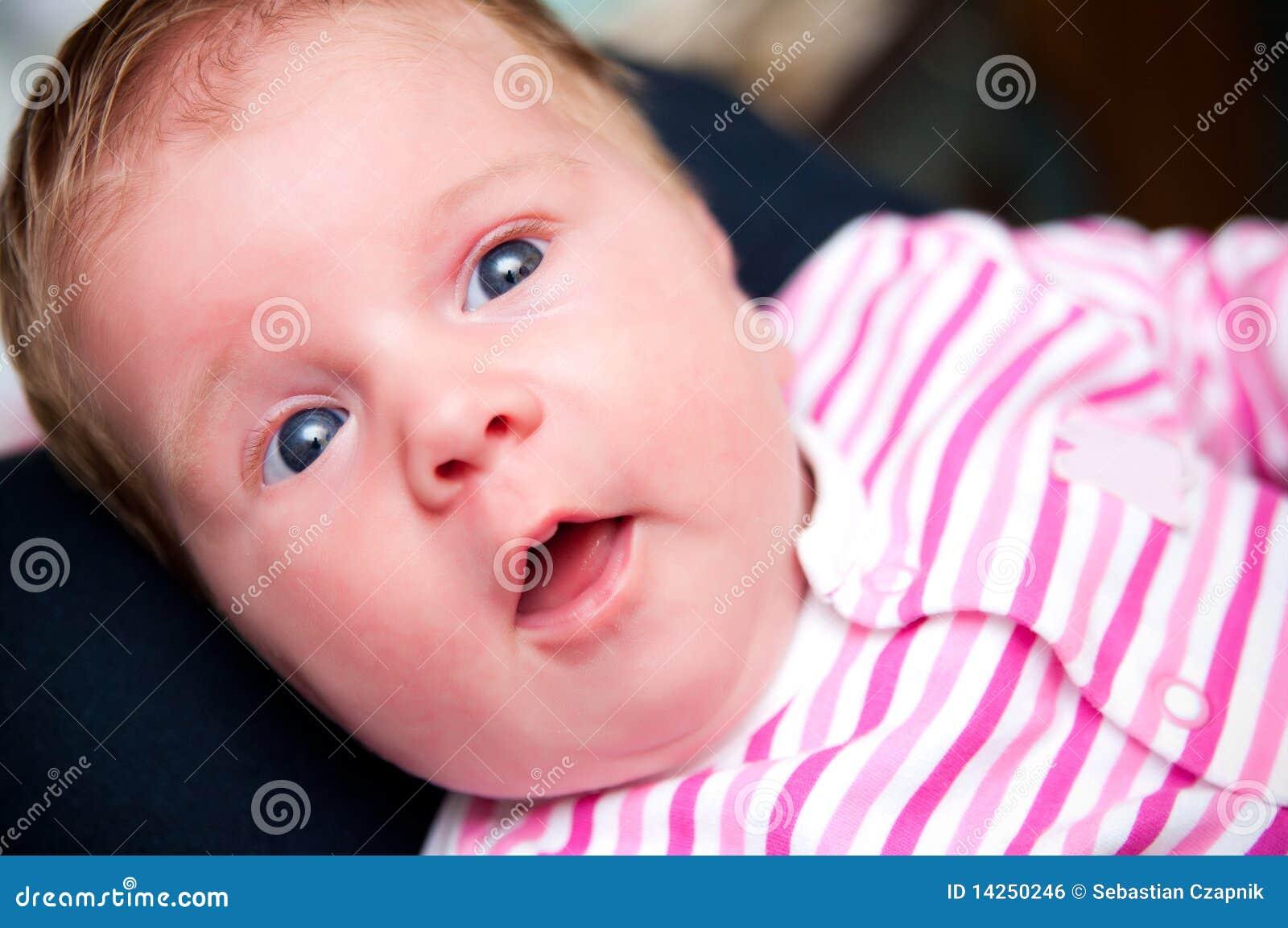 Portrait des Babys