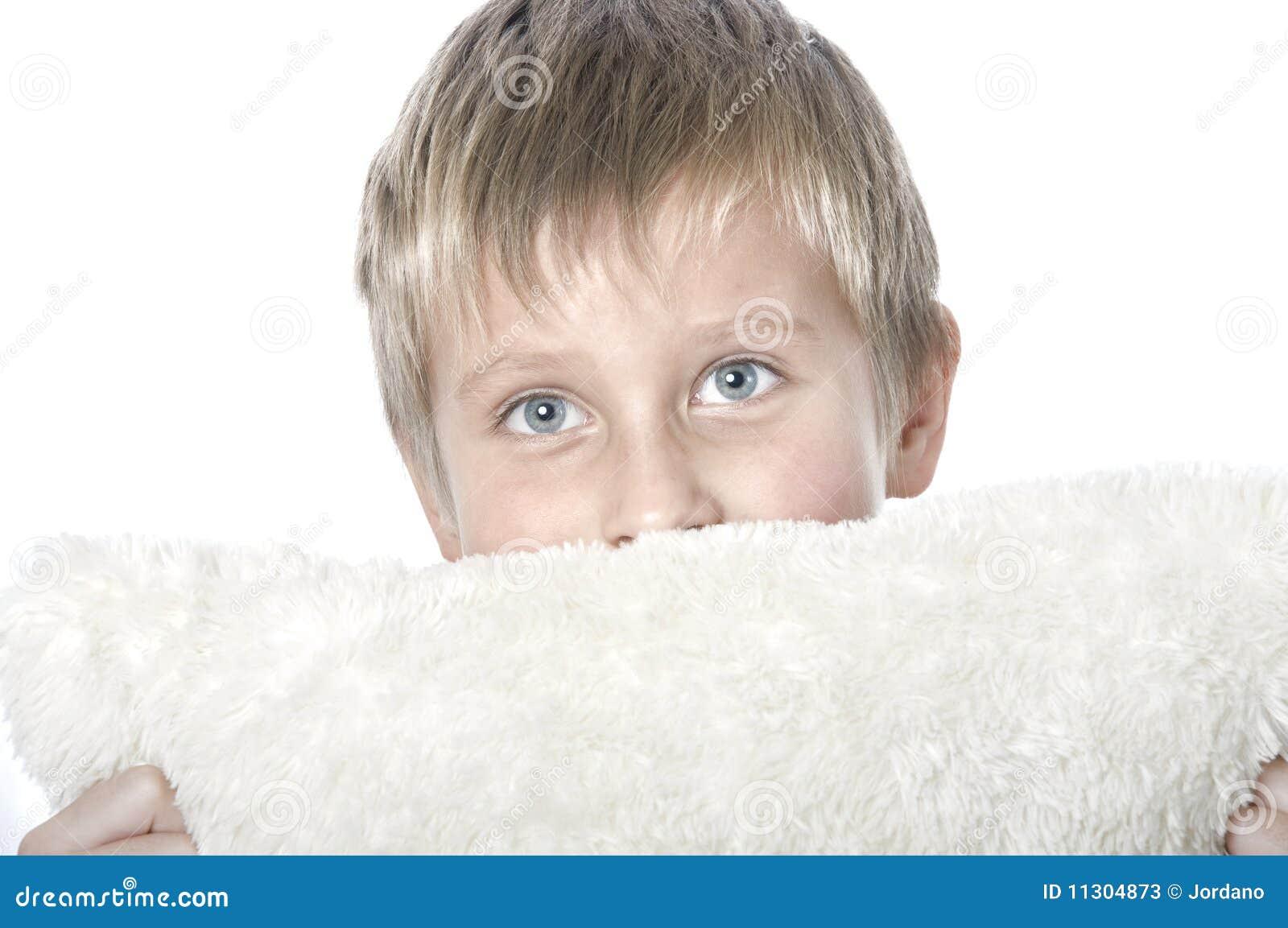 Portrait des Jungen