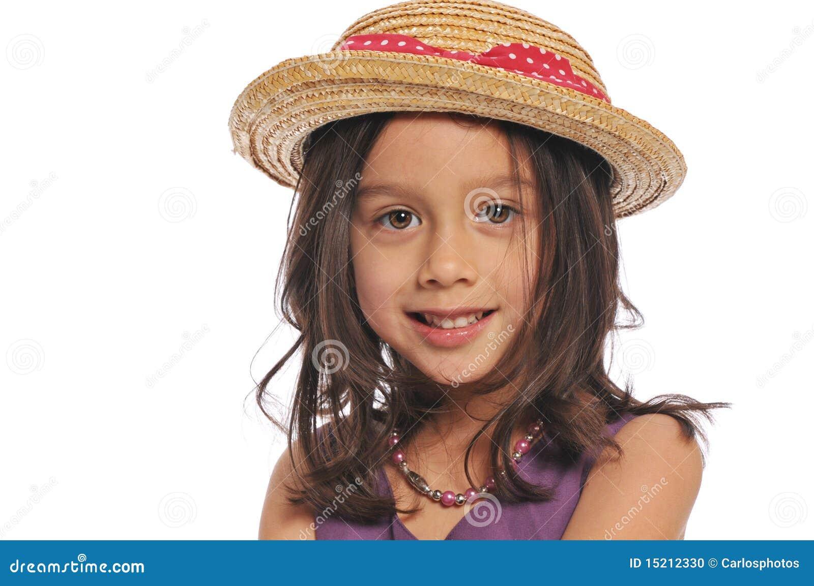 Portrait des kleinen Mädchens