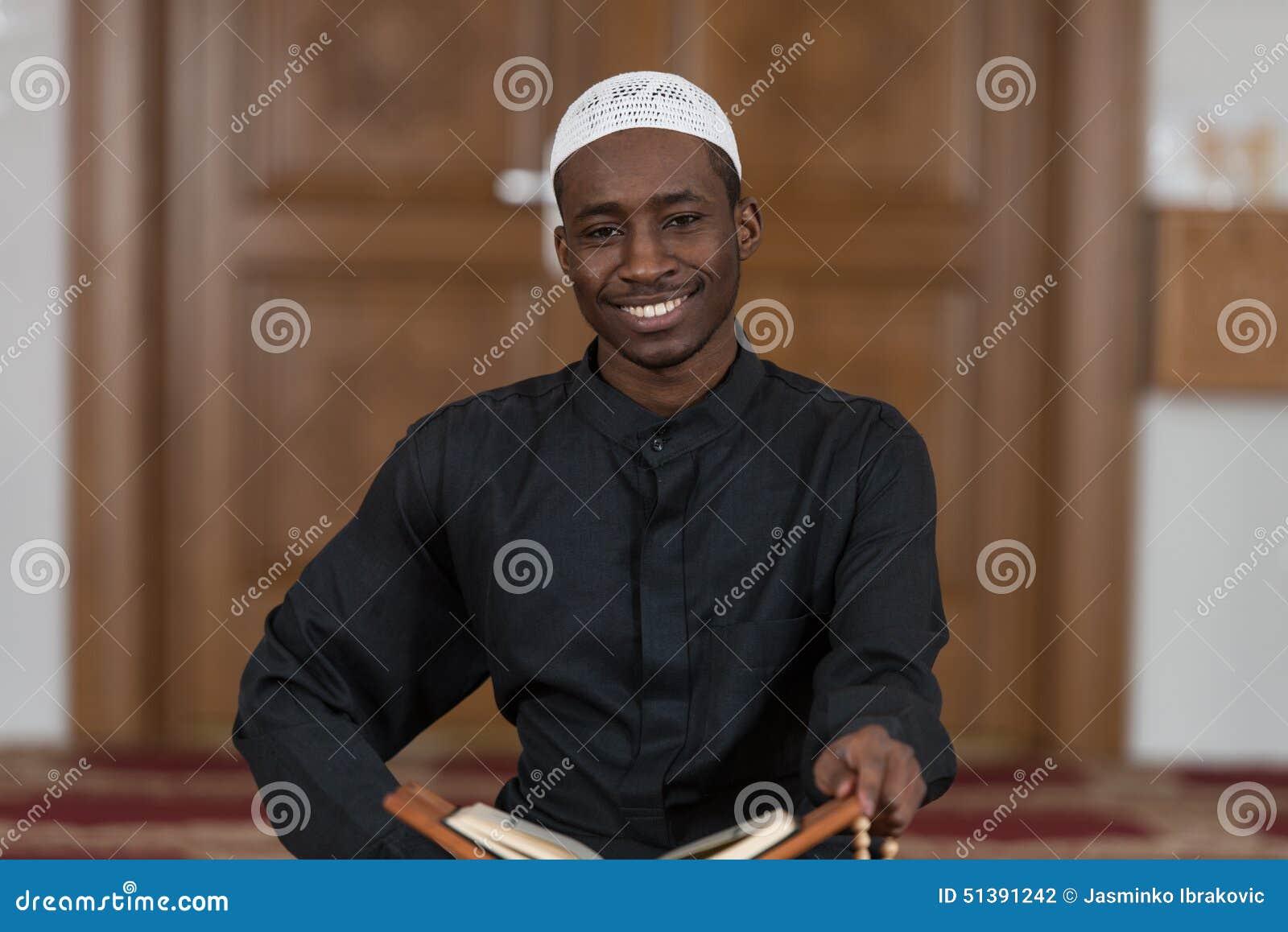 Rencontre d'homme musulman