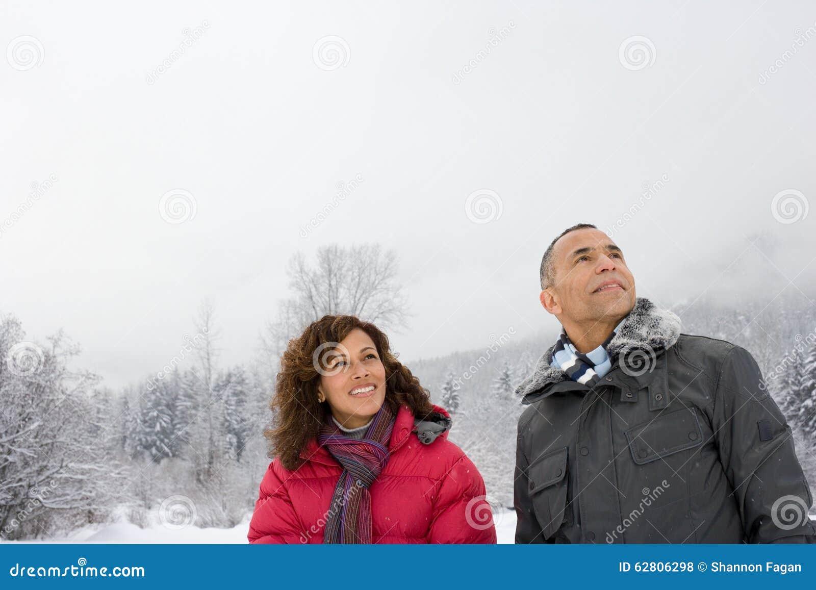 Portrait eines fälligen Paares