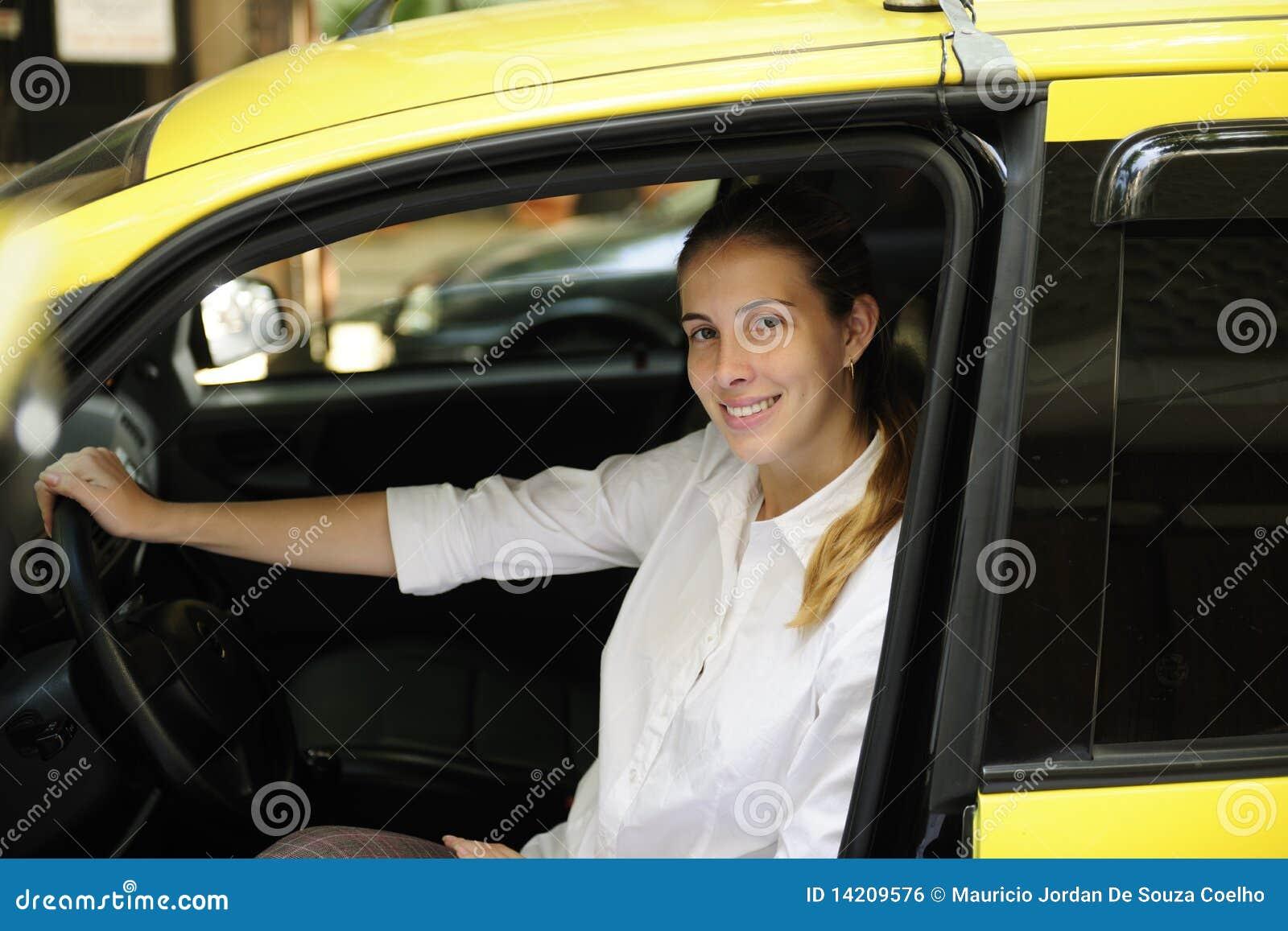 С мамой в такси 14 фотография