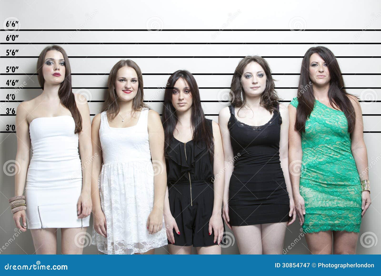 Women lineup online picture 97